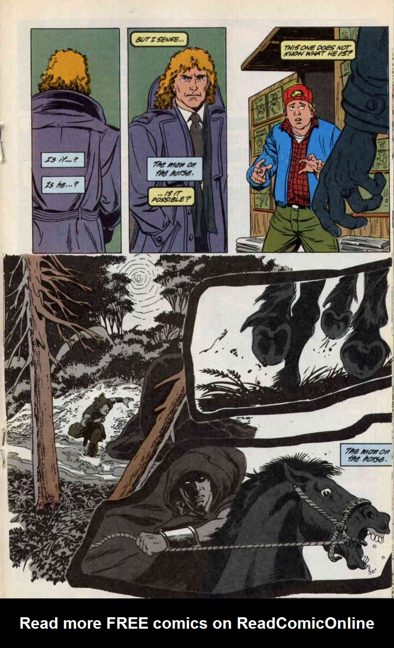 Read online Doctor Zero comic -  Issue #8 - 19