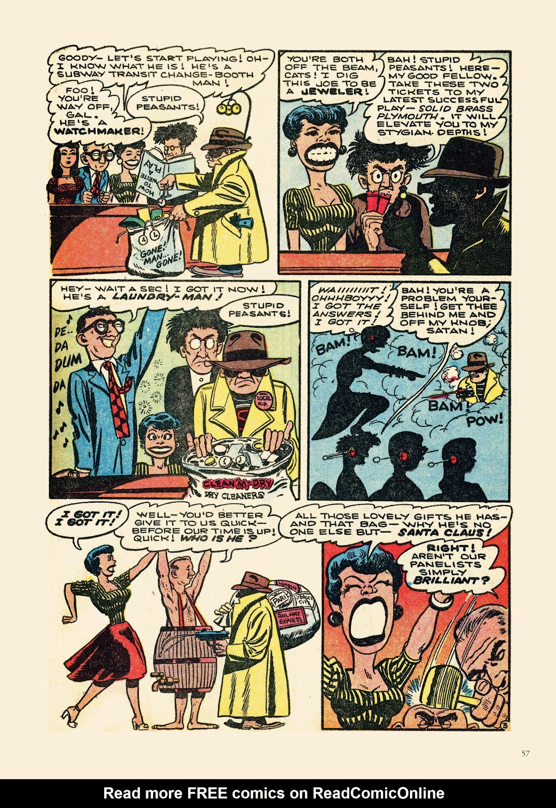 Read online Sincerest Form of Parody: The Best 1950s MAD-Inspired Satirical Comics comic -  Issue # TPB (Part 1) - 58