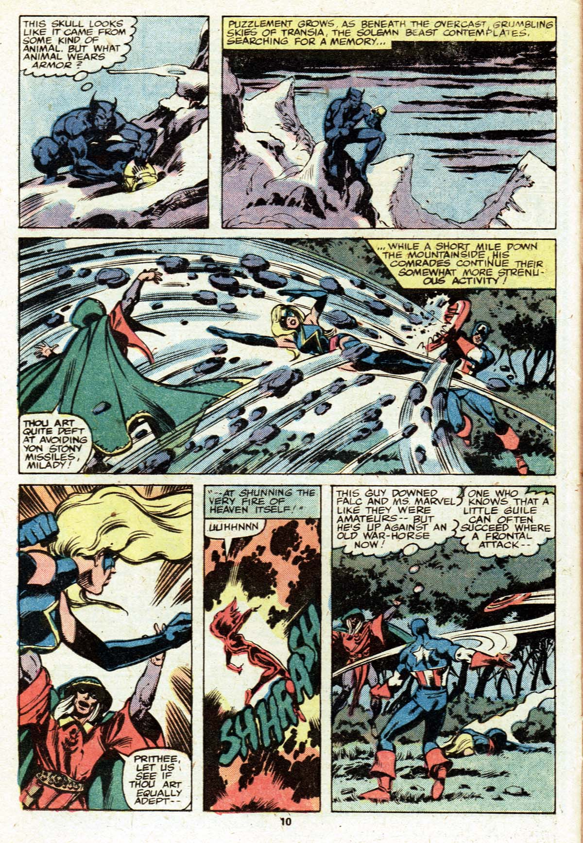 The Avengers (1963) 187 Page 6