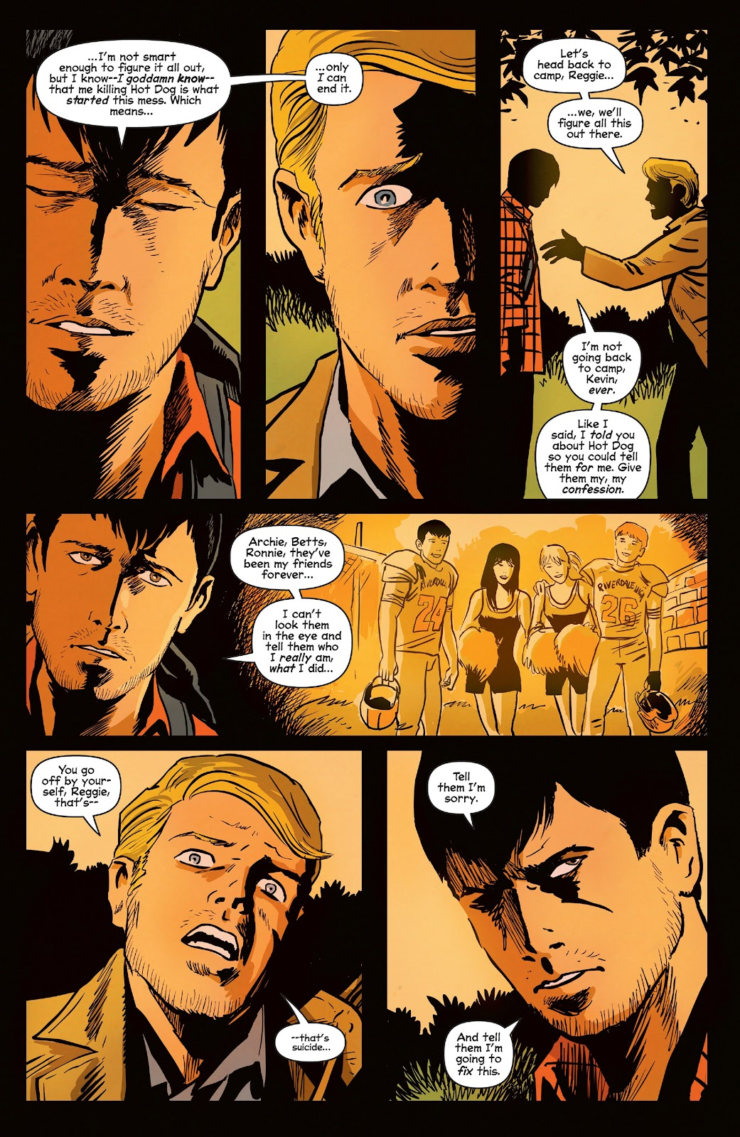 Afterlife with Archie issue 9 - Page 19