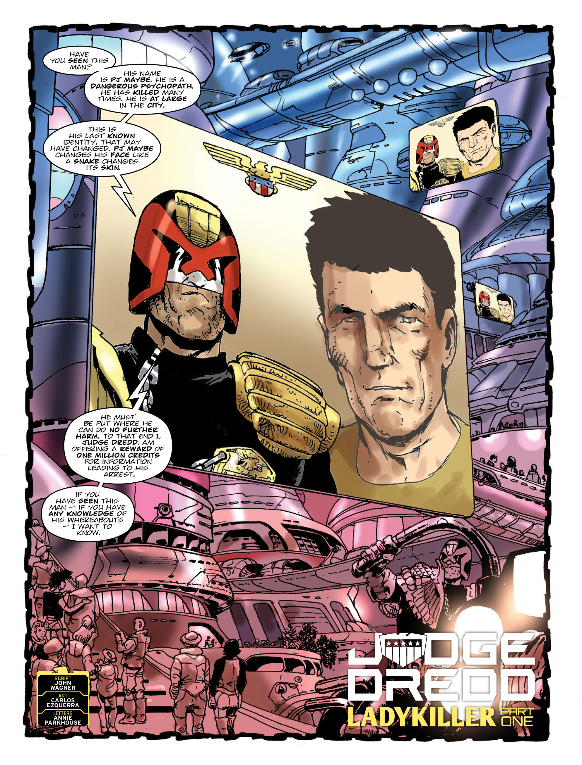 Read online 2000 AD comic -  Issue #1991 - 3