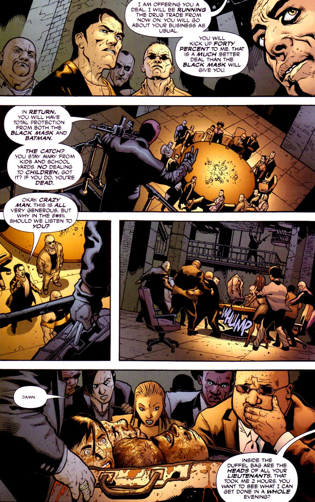 Batman: Under The Hood issue 1 - Page 18
