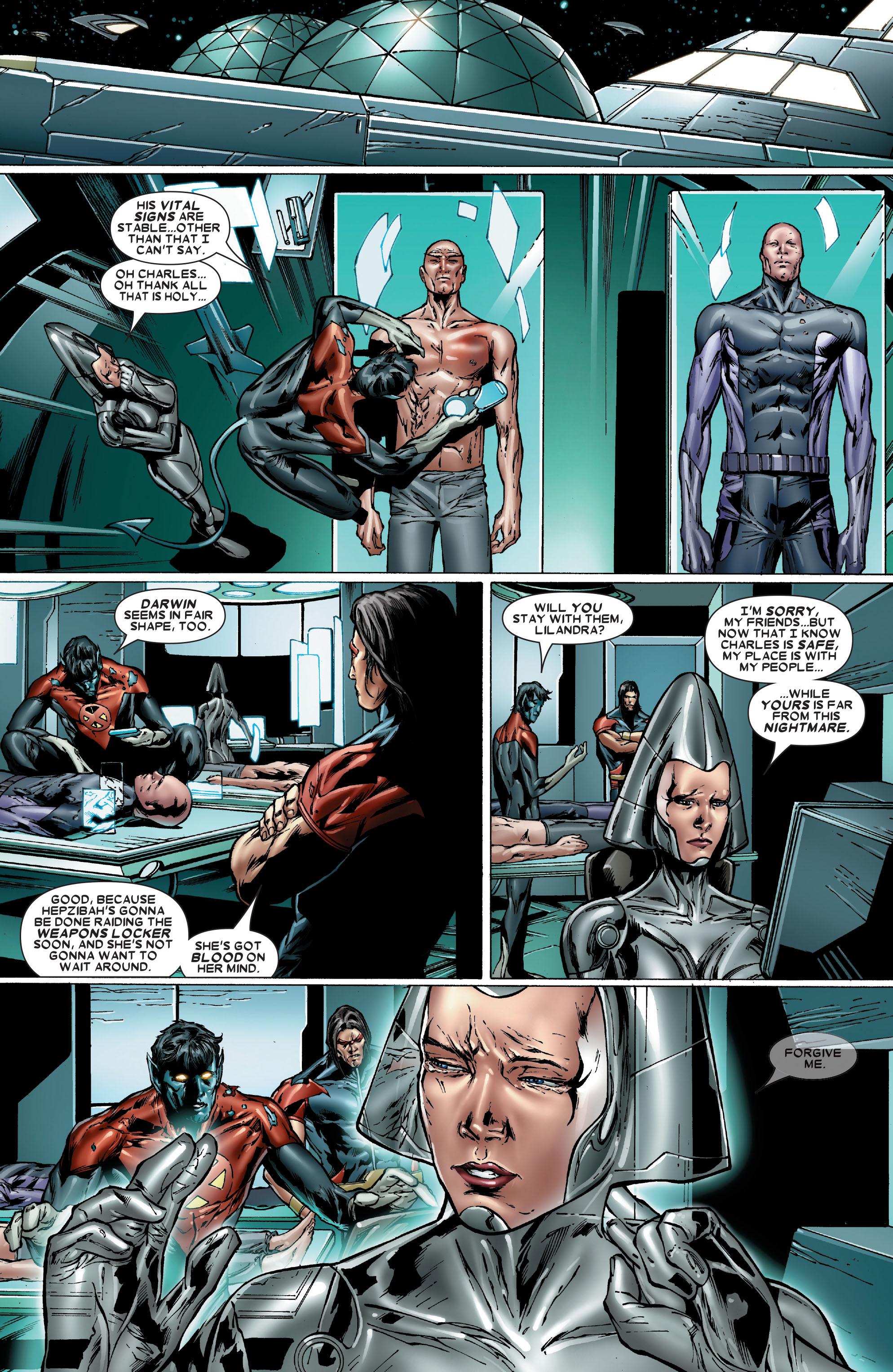 Read online Uncanny X-Men (1963) comic -  Issue #486 - 14