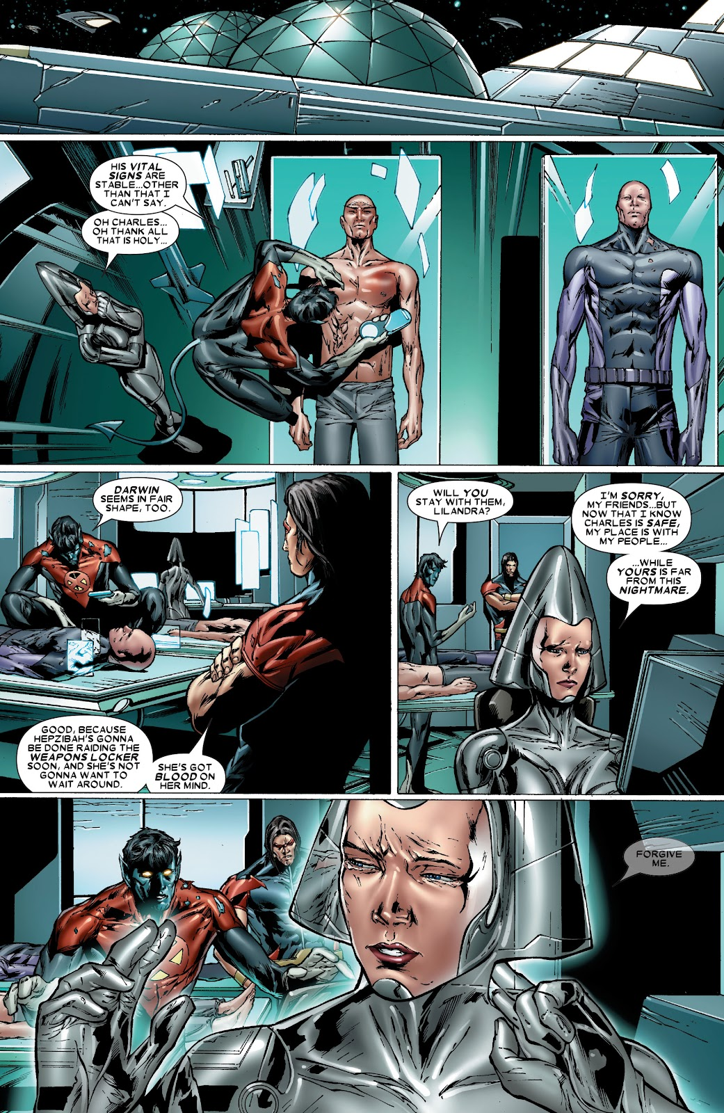 Uncanny X-Men (1963) issue 486 - Page 14