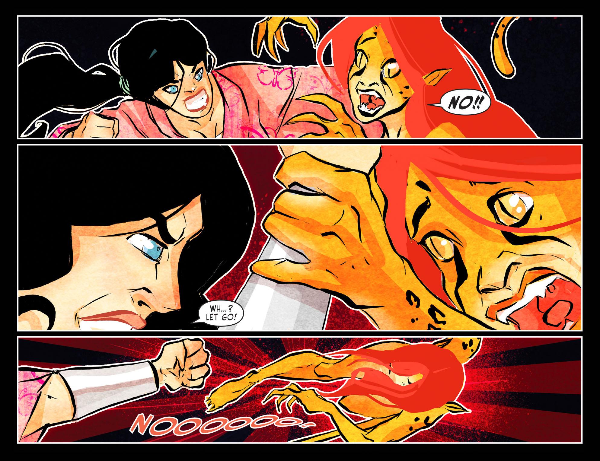 Read online Sensation Comics Featuring Wonder Woman comic -  Issue #49 - 7