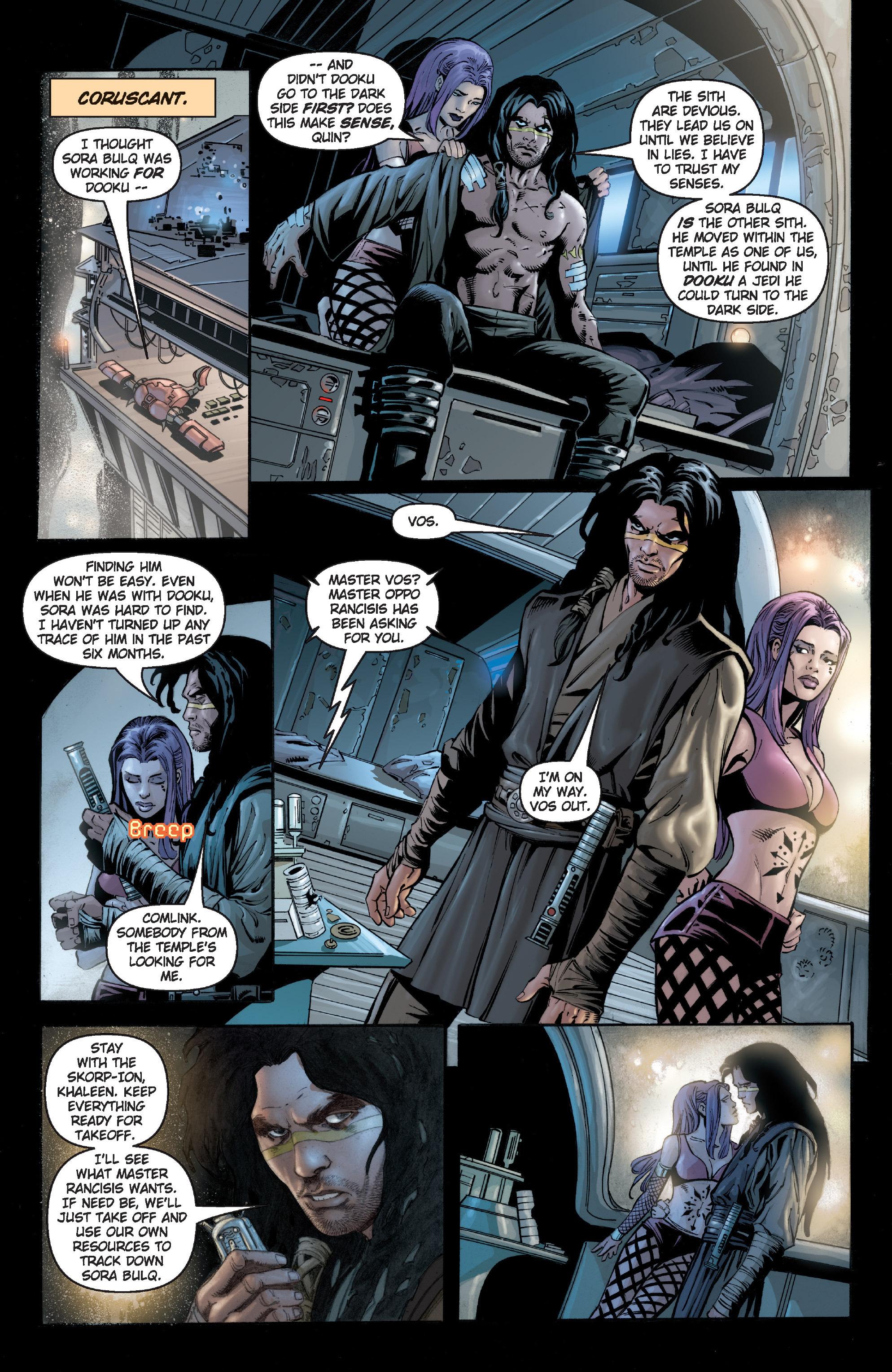 Read online Star Wars Omnibus comic -  Issue # Vol. 26 - 253