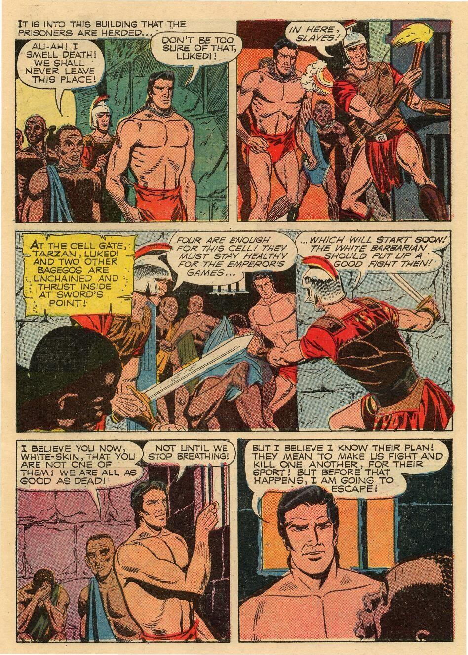 Tarzan (1962) issue 194 - Page 7