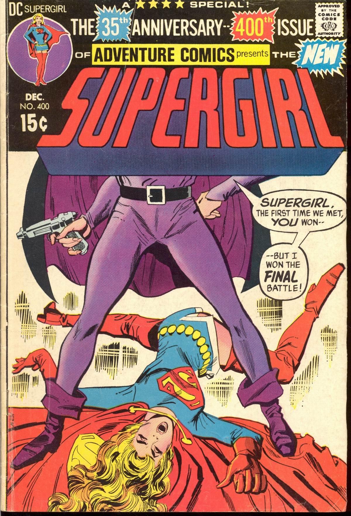 Read online Adventure Comics (1938) comic -  Issue #400 - 1