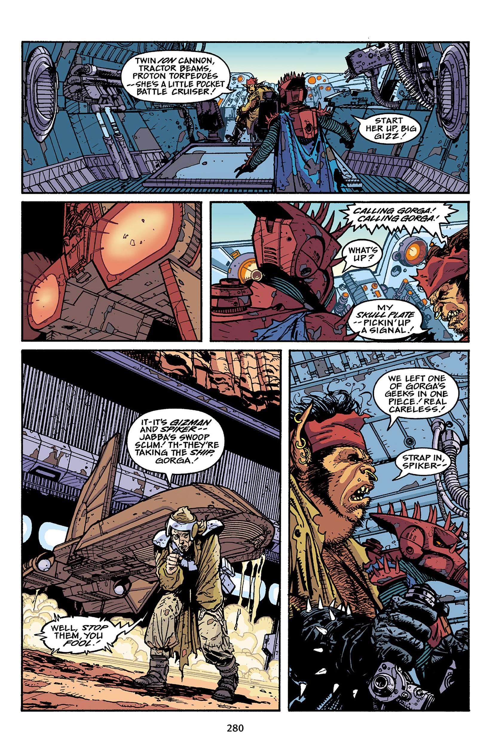 Read online Star Wars Omnibus comic -  Issue # Vol. 30 - 277