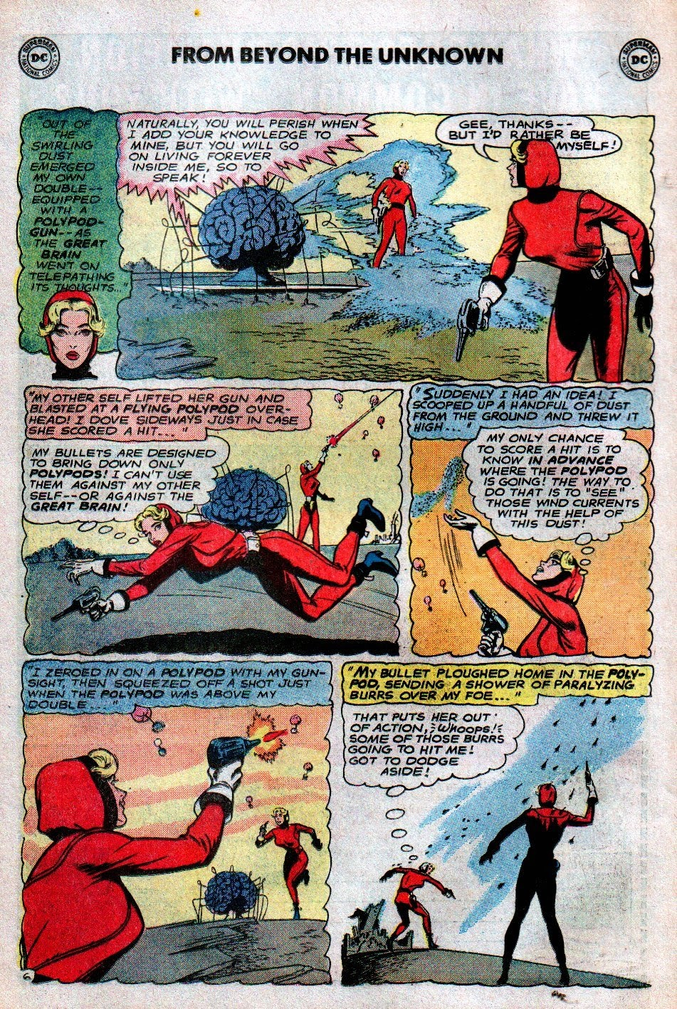 From Beyond the Unknown (1969) issue 19 - Page 26