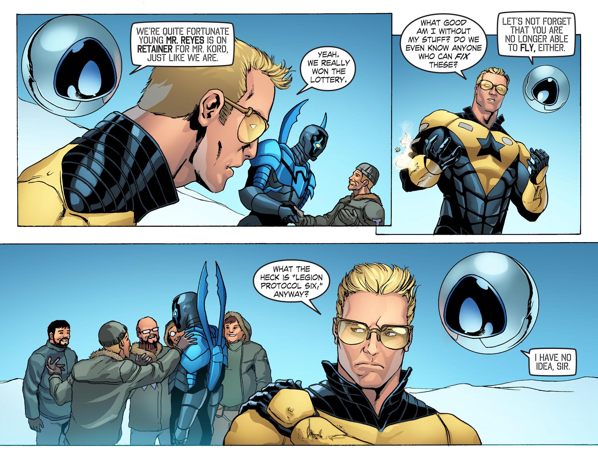 Read online Smallville: Season 11 comic -  Issue #42 - 10