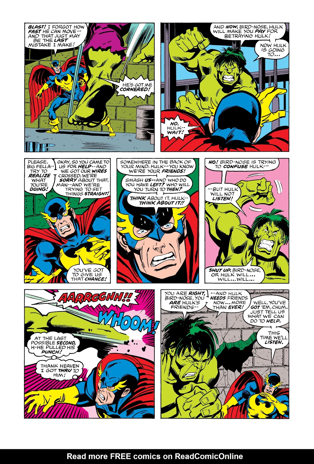 Read online Marvel Masterworks: The Incredible Hulk comic -  Issue # TPB 12 (Part 3) - 40