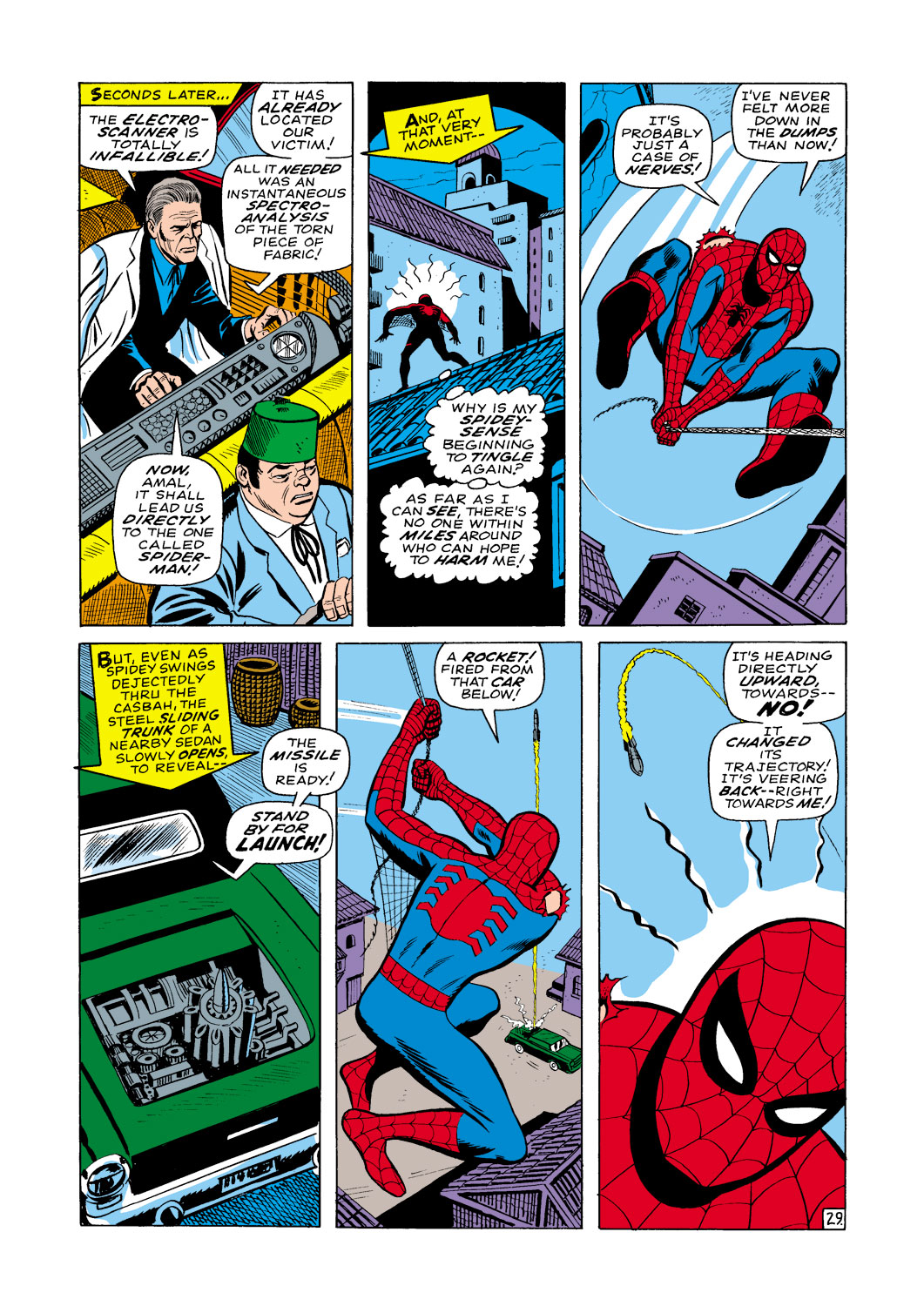 The Amazing Spider-Man (1963) _Annual_5 Page 29