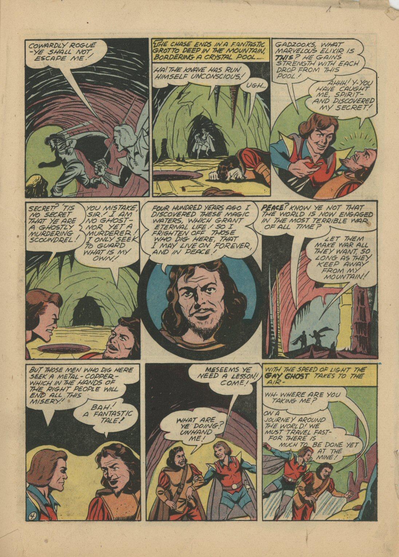 Read online Sensation (Mystery) Comics comic -  Issue #21 - 26