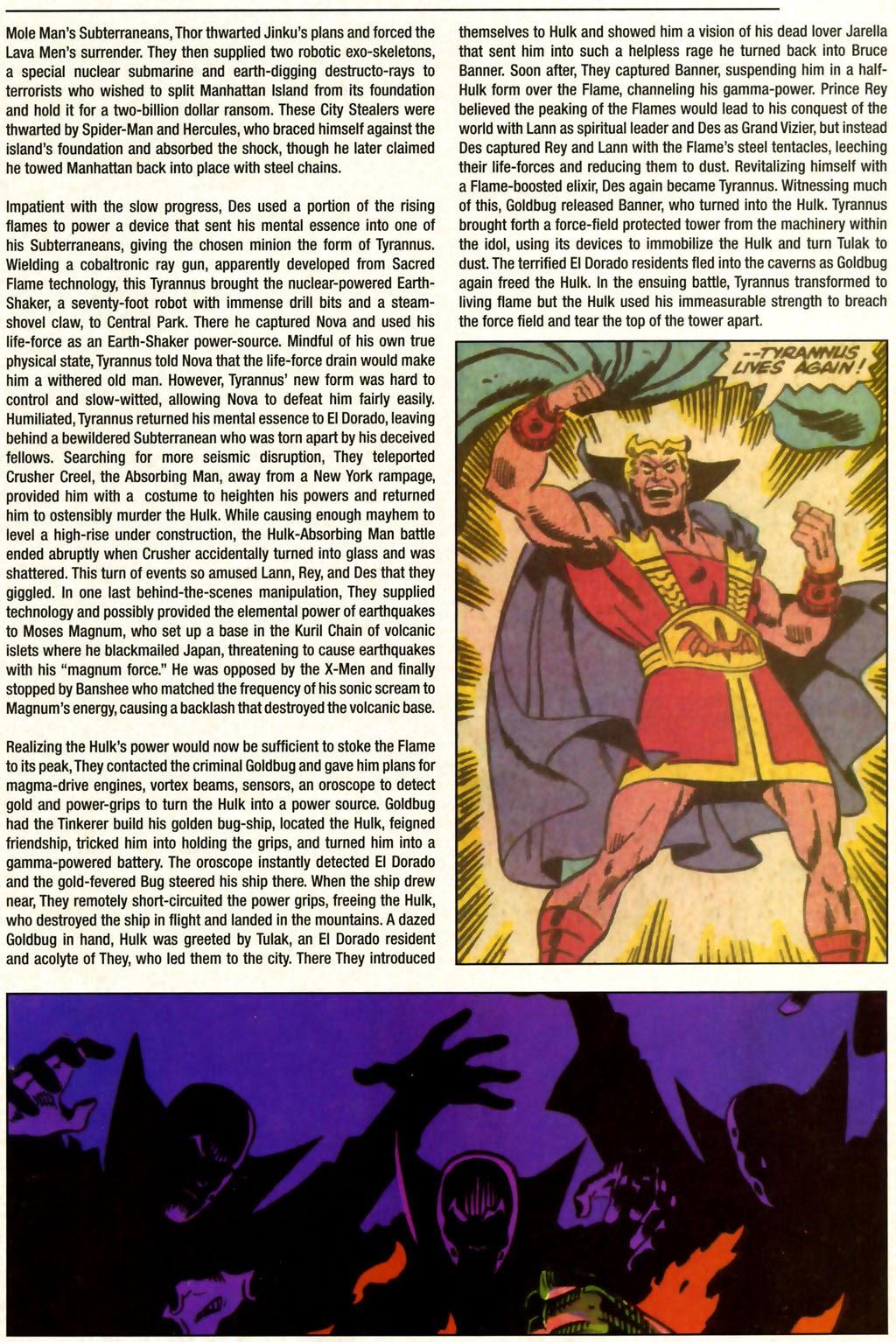 Read online Marvel Legacy: The 1970's Handbook comic -  Issue # Full - 59