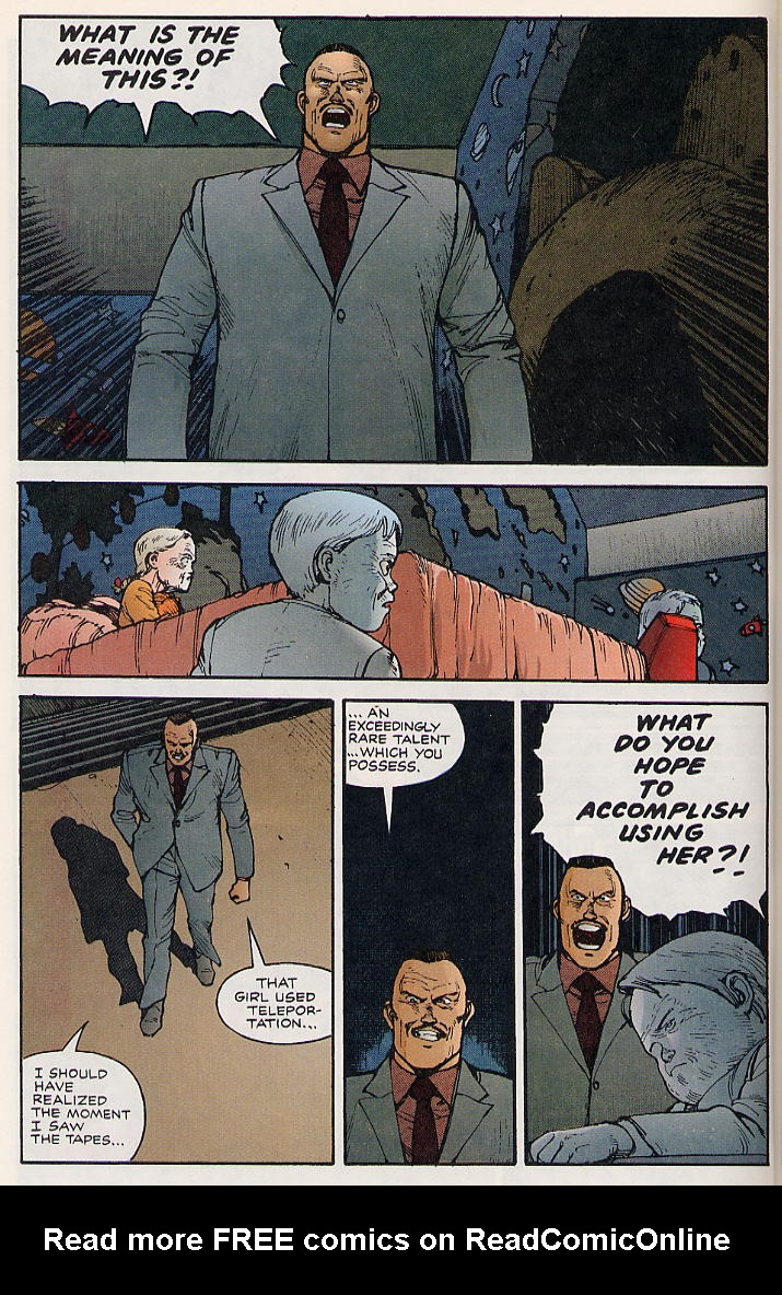 Read online Akira comic -  Issue #8 - 16