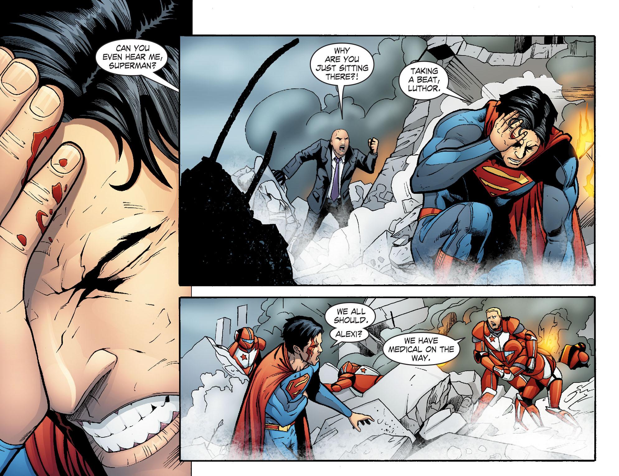 Read online Smallville: Alien comic -  Issue #7 - 3