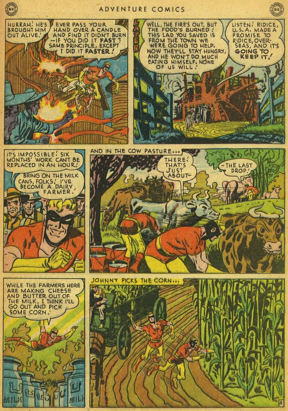 Read online Adventure Comics (1938) comic -  Issue #128 - 41