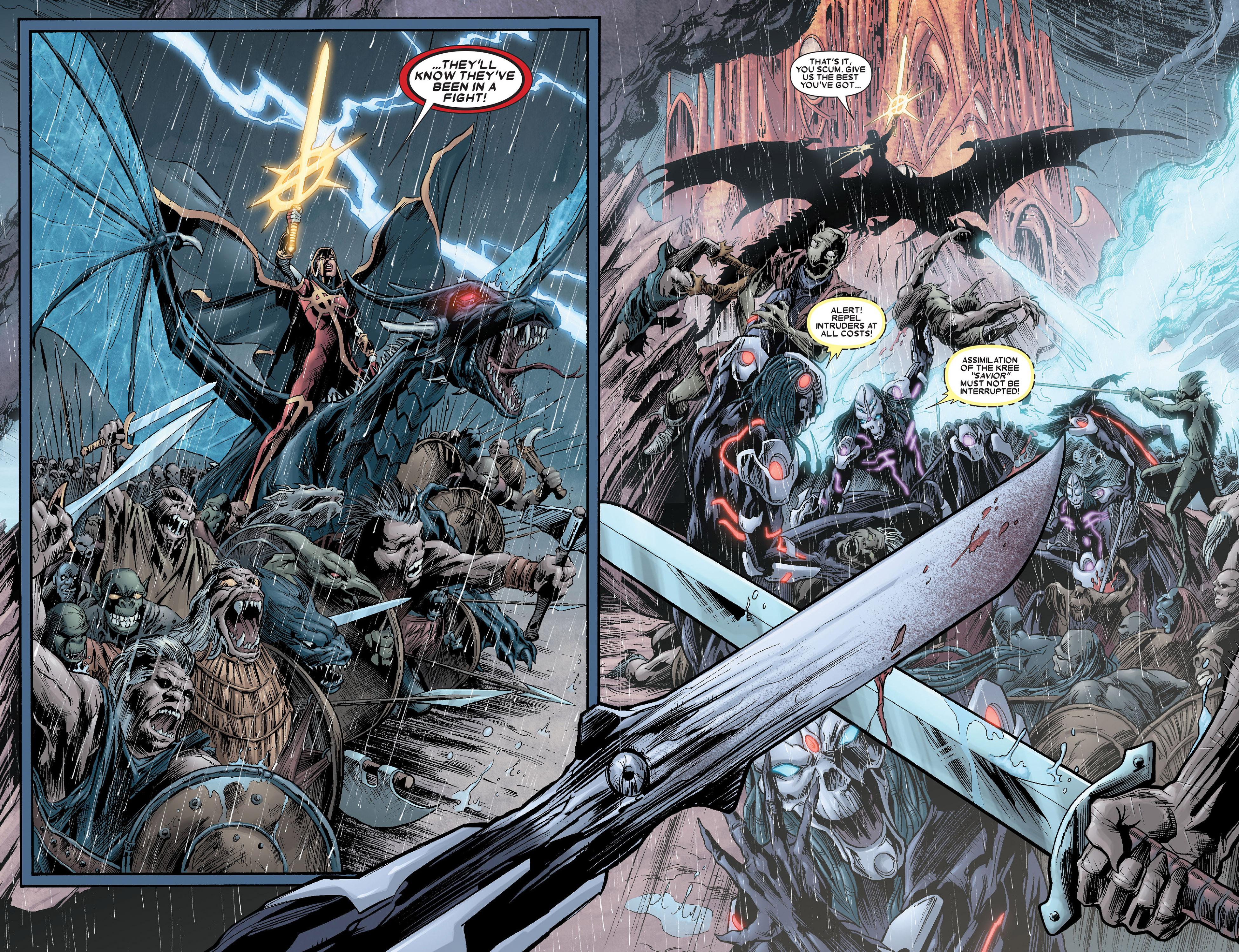 Read online Annihilation: Conquest - Quasar comic -  Issue #4 - 4