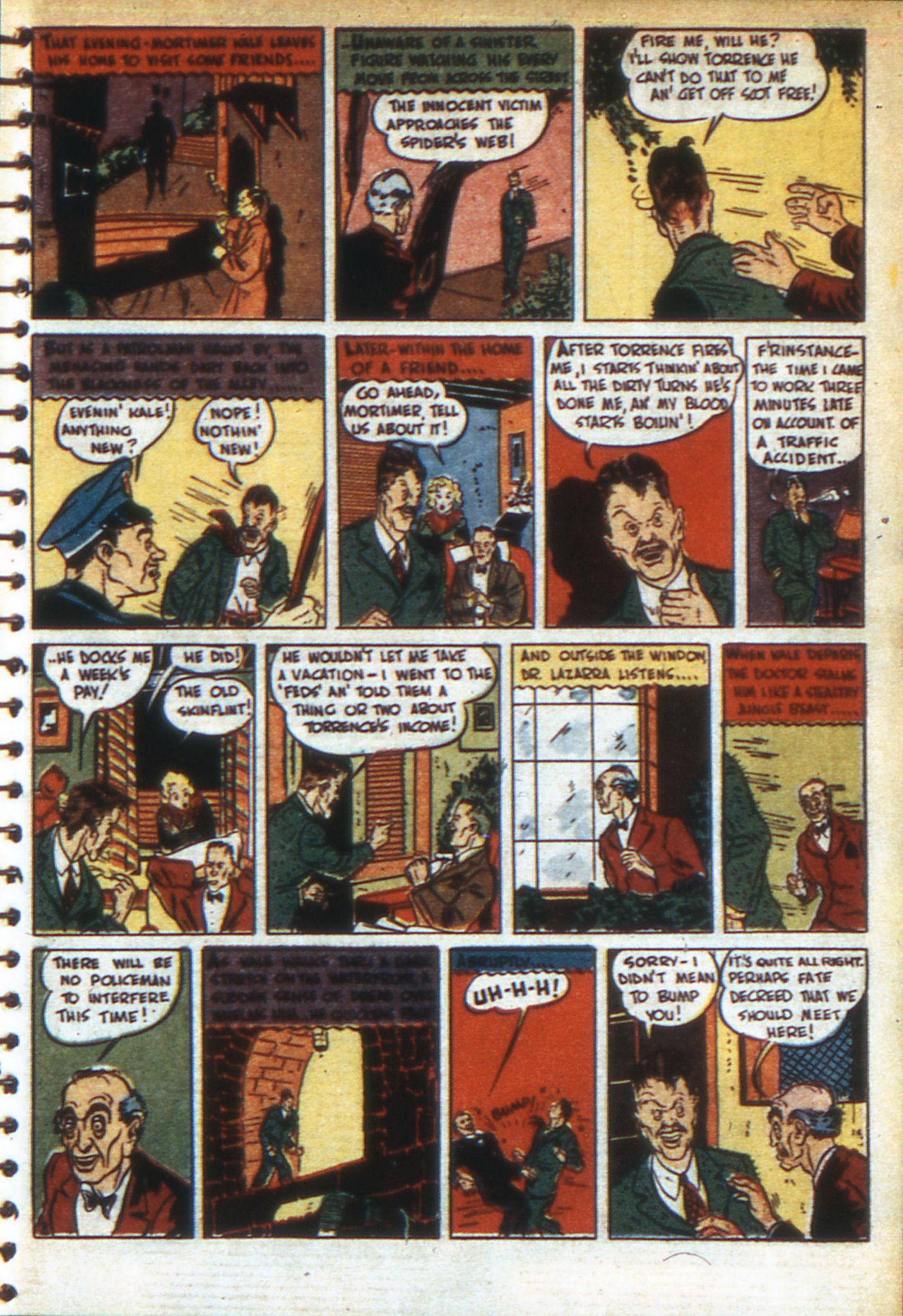 Read online Adventure Comics (1938) comic -  Issue #49 - 19