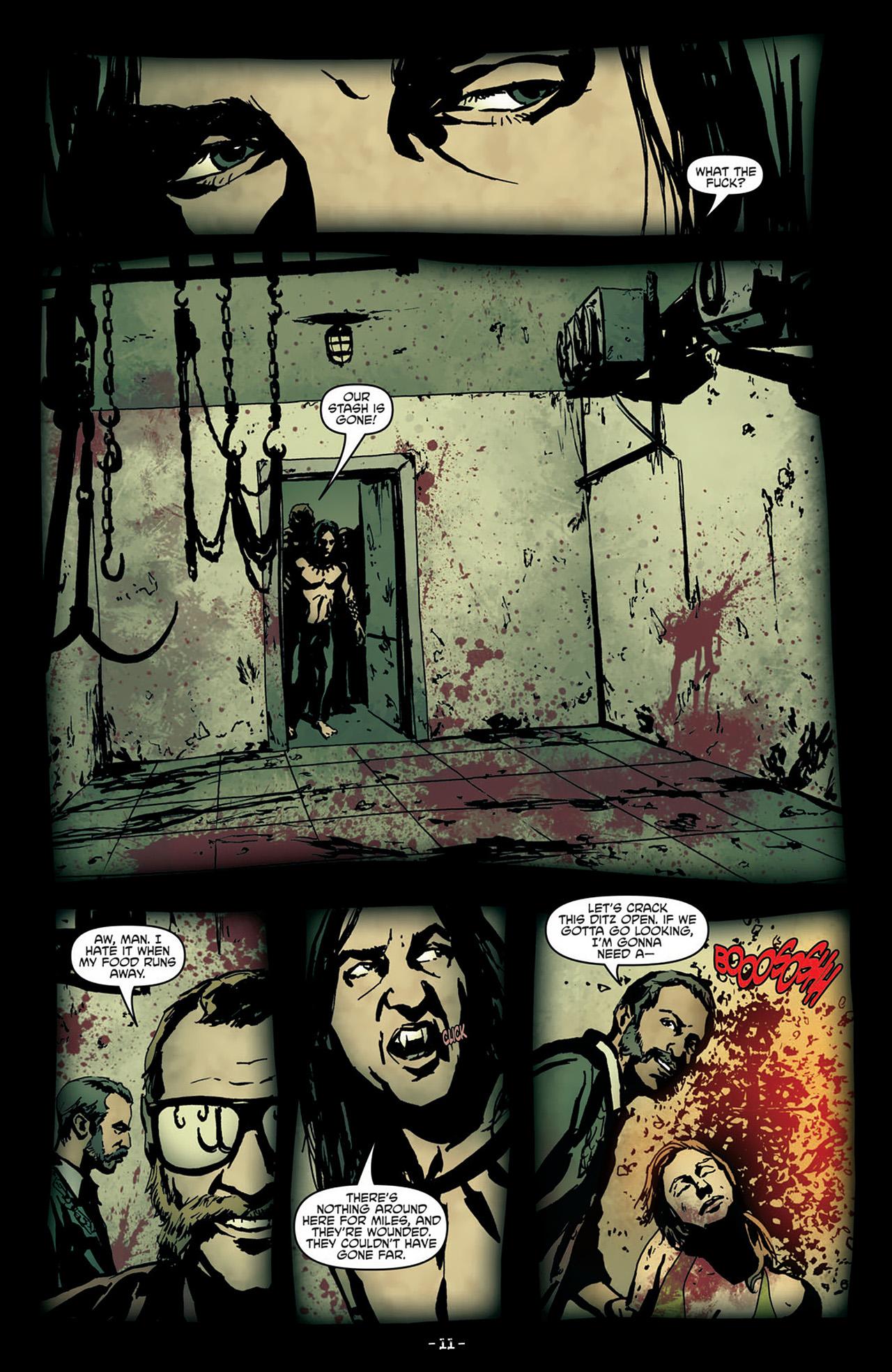 Read online True Blood (2012) comic -  Issue #2 - 13