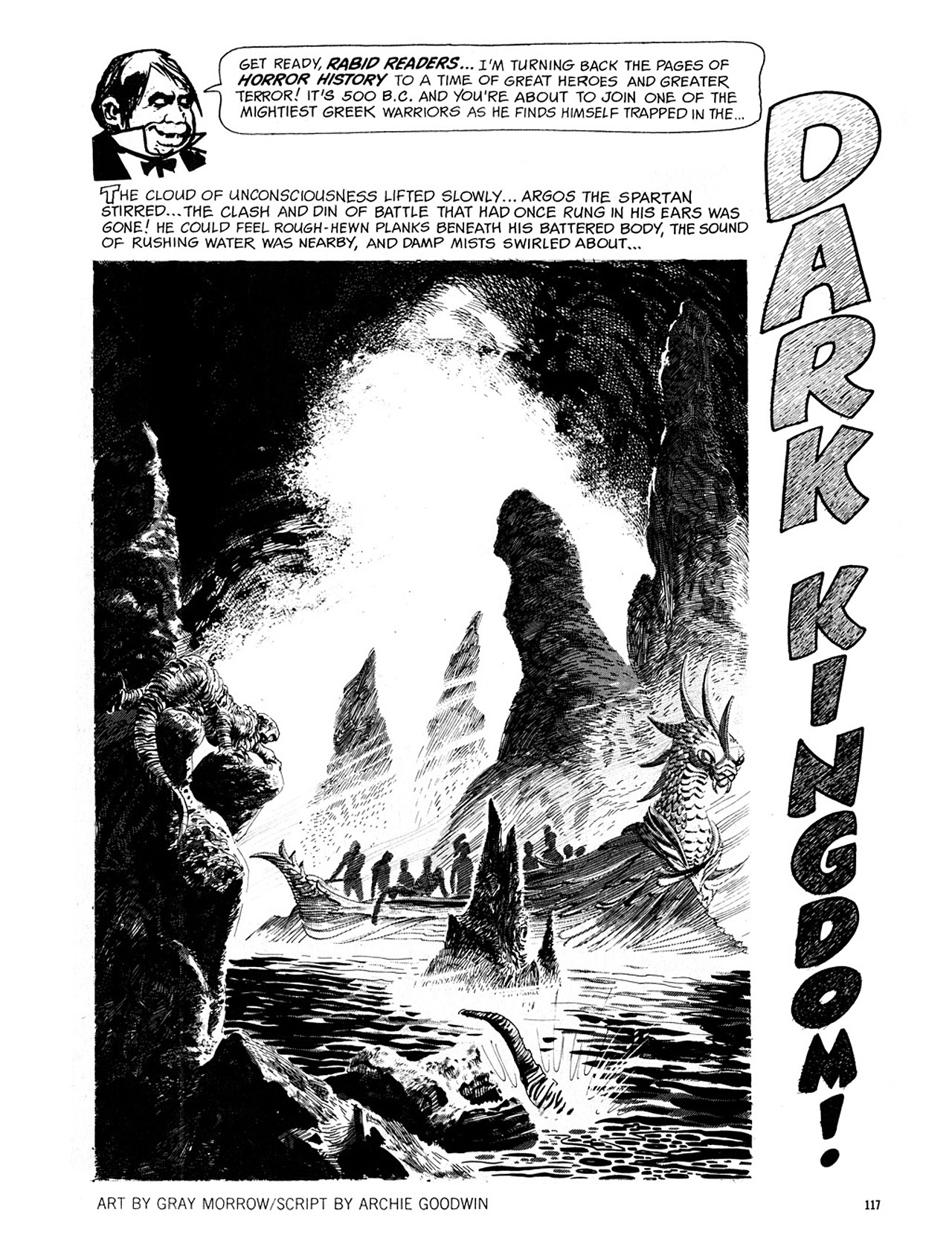 Read online Eerie Archives comic -  Issue # TPB 4 - 118