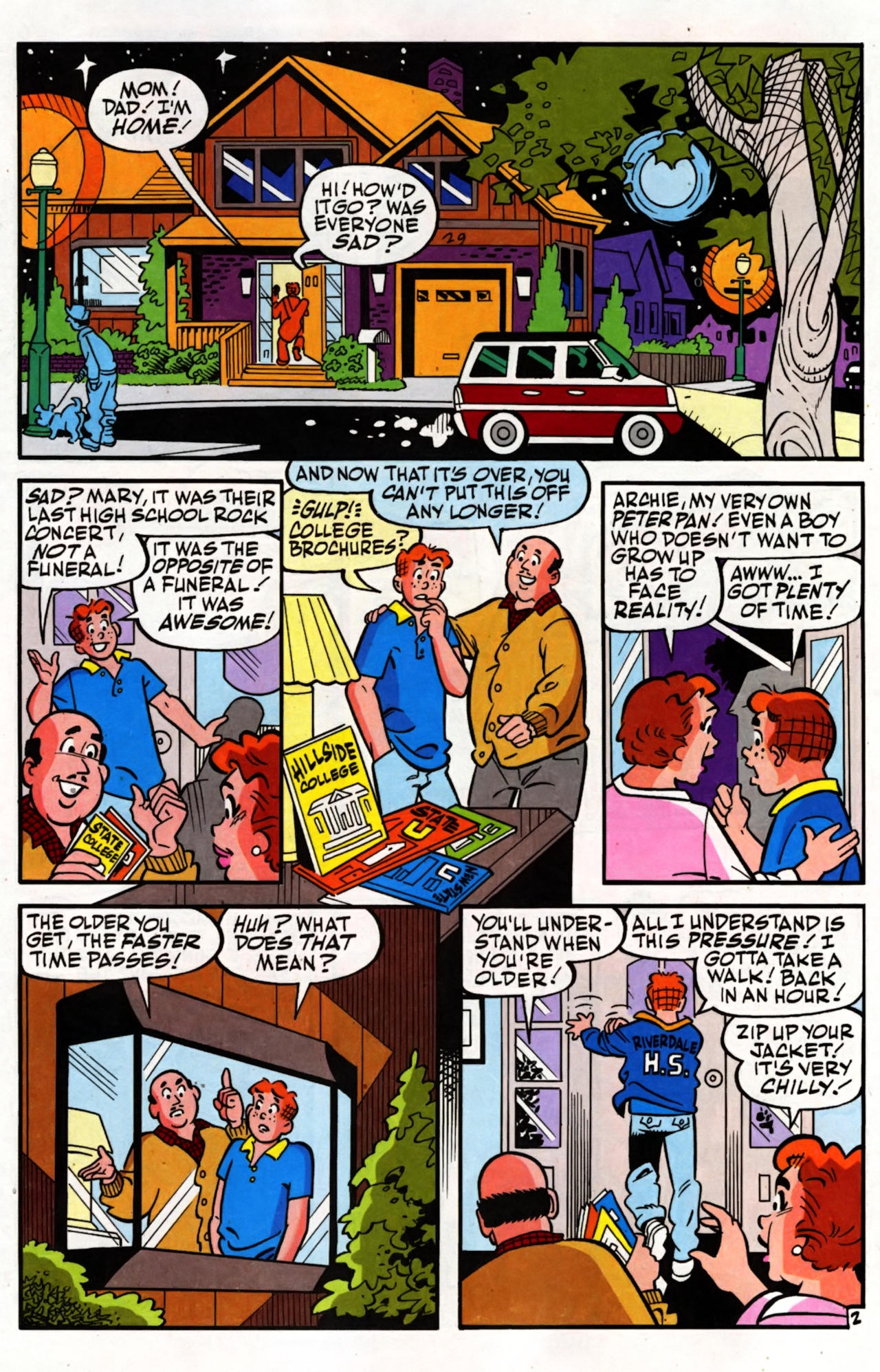 Read online Archie (1960) comic -  Issue #600 - 5