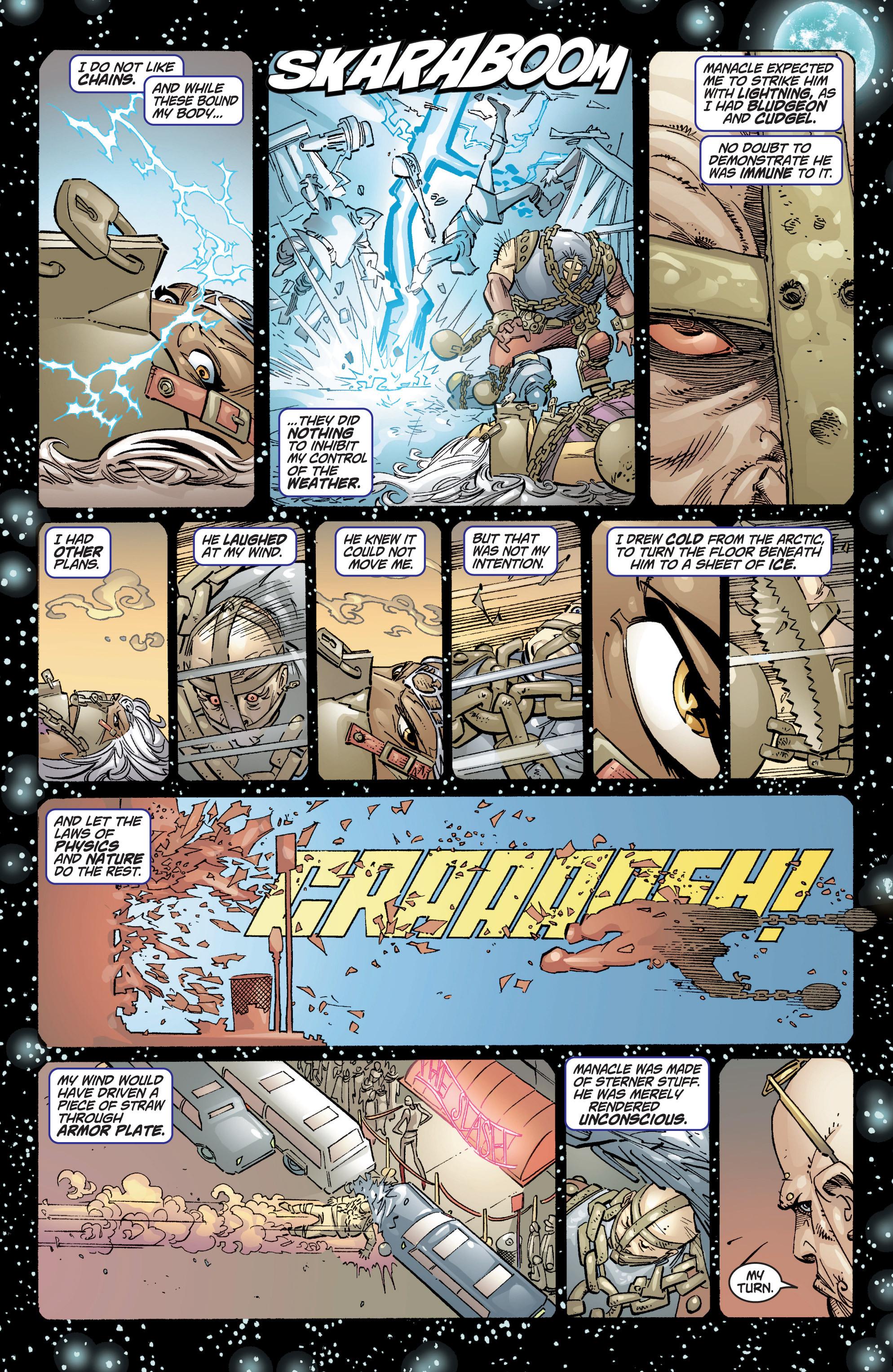 Read online Uncanny X-Men (1963) comic -  Issue #383 - 17