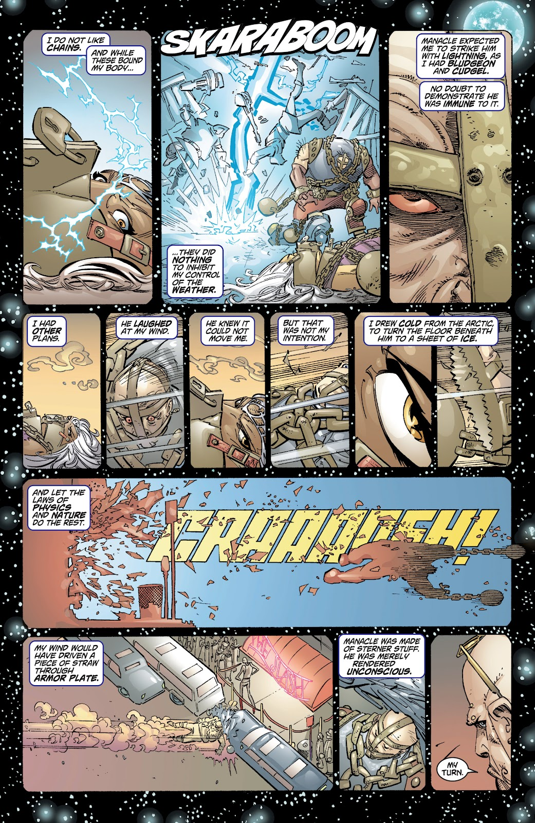 Uncanny X-Men (1963) issue 383 - Page 17
