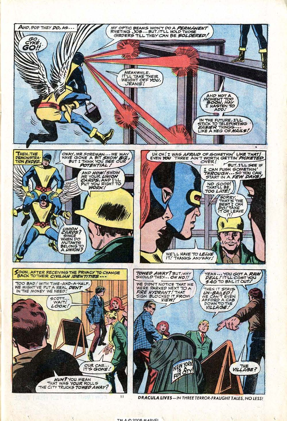Read online Uncanny X-Men (1963) comic -  Issue #84 - 13