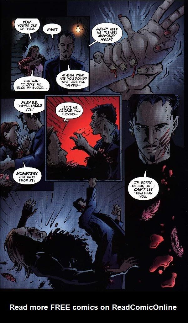 Read online Vampire the Masquerade comic -  Issue # Nosferatu - 29