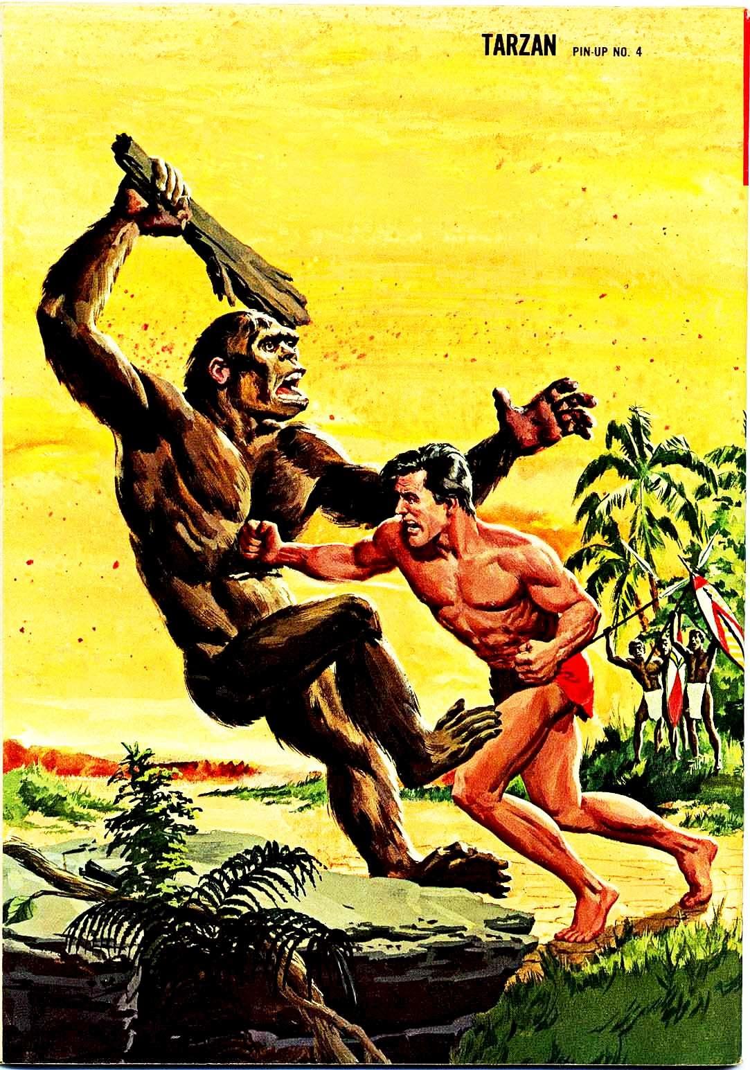 Tarzan (1962) issue 135 - Page 36