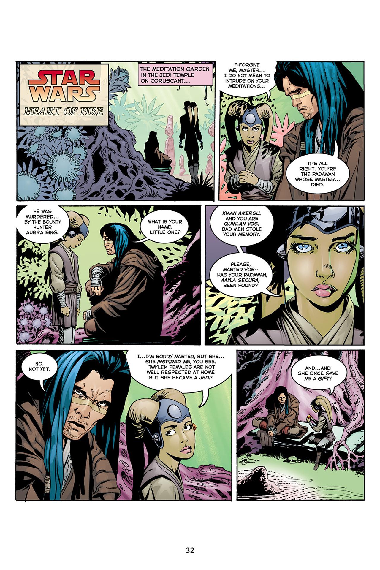 Read online Star Wars Omnibus comic -  Issue # Vol. 10 - 31
