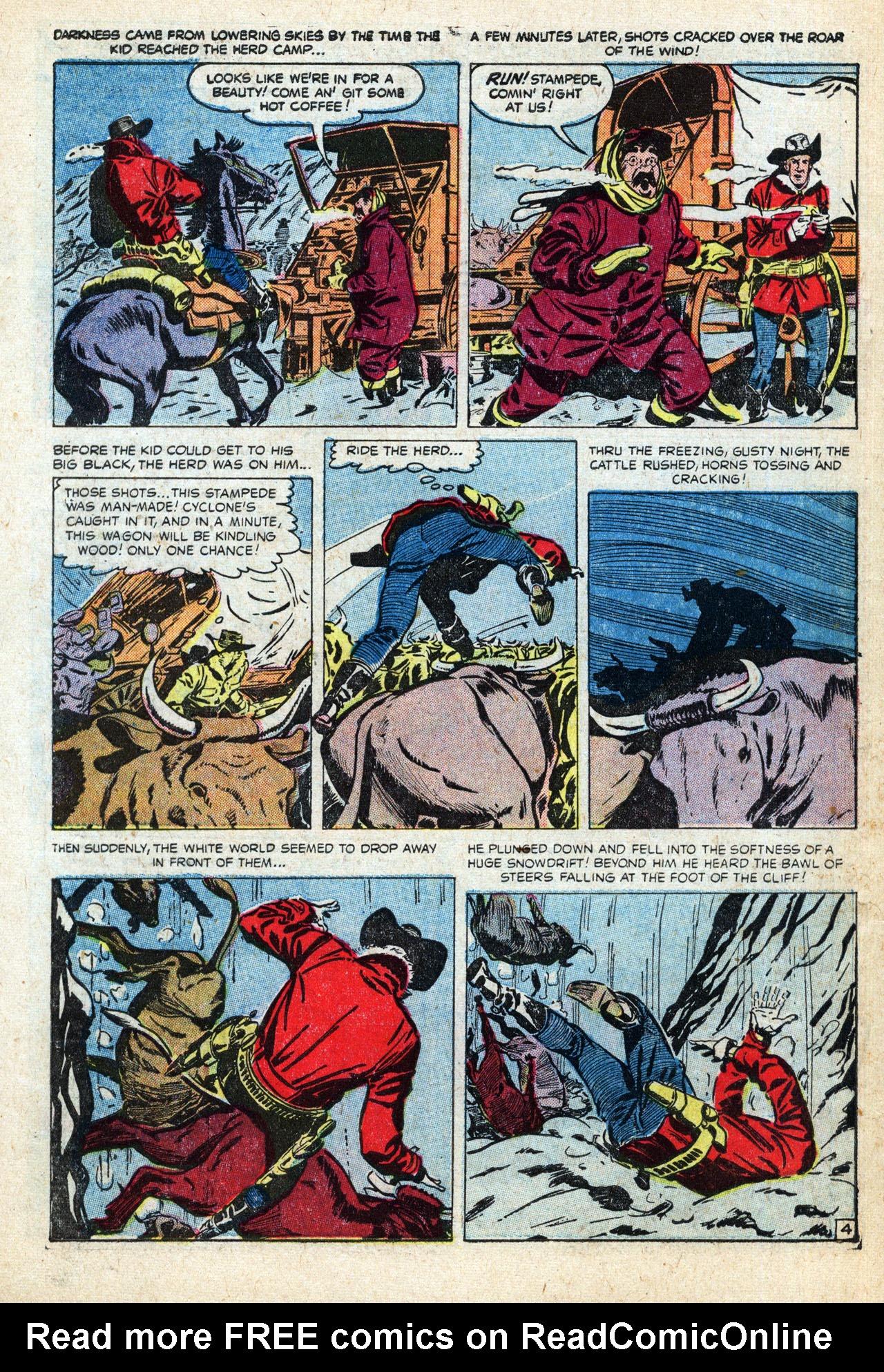 Read online Two-Gun Kid comic -  Issue #27 - 30