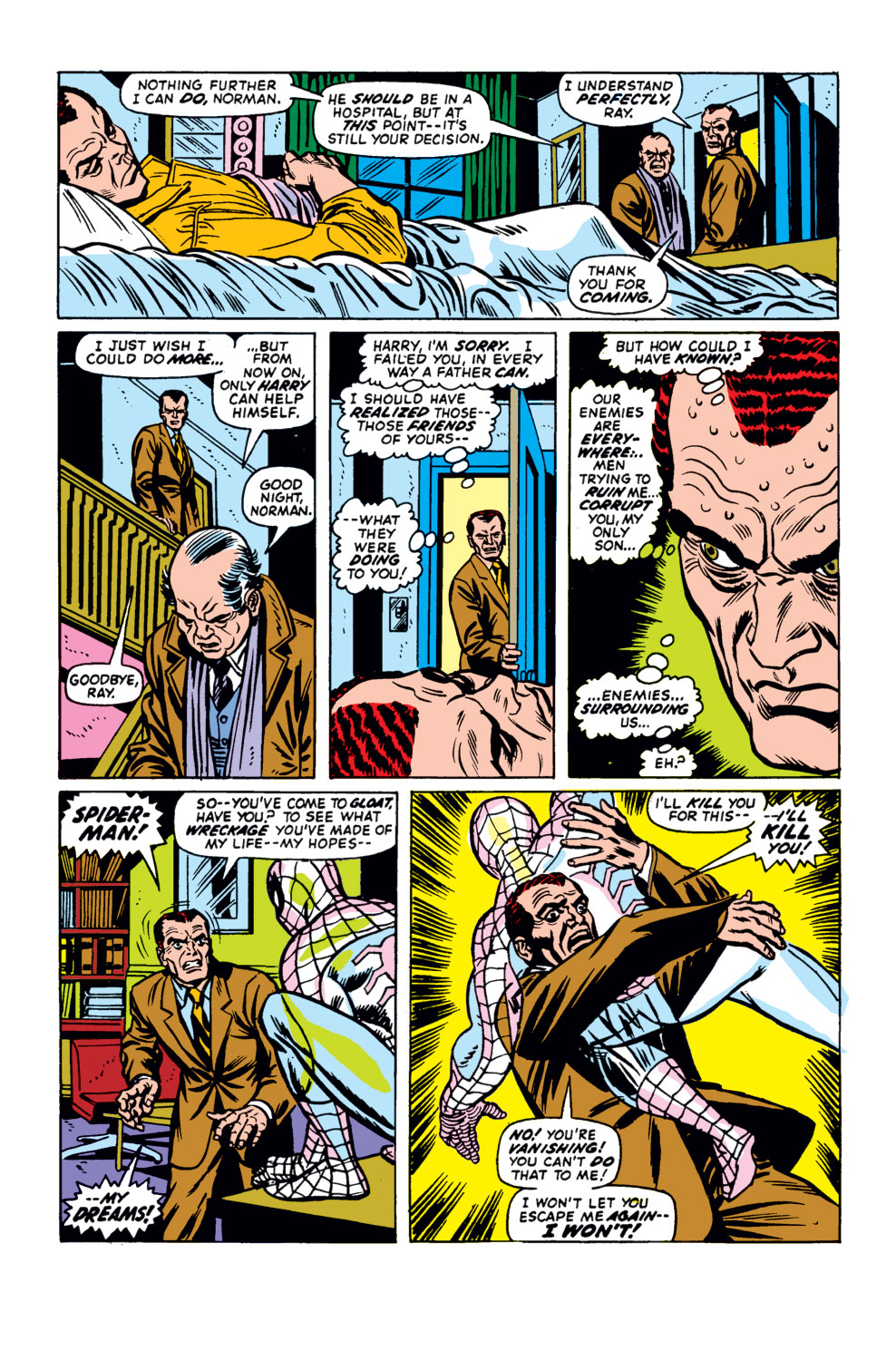 The Amazing Spider-Man (1963) 121 Page 9