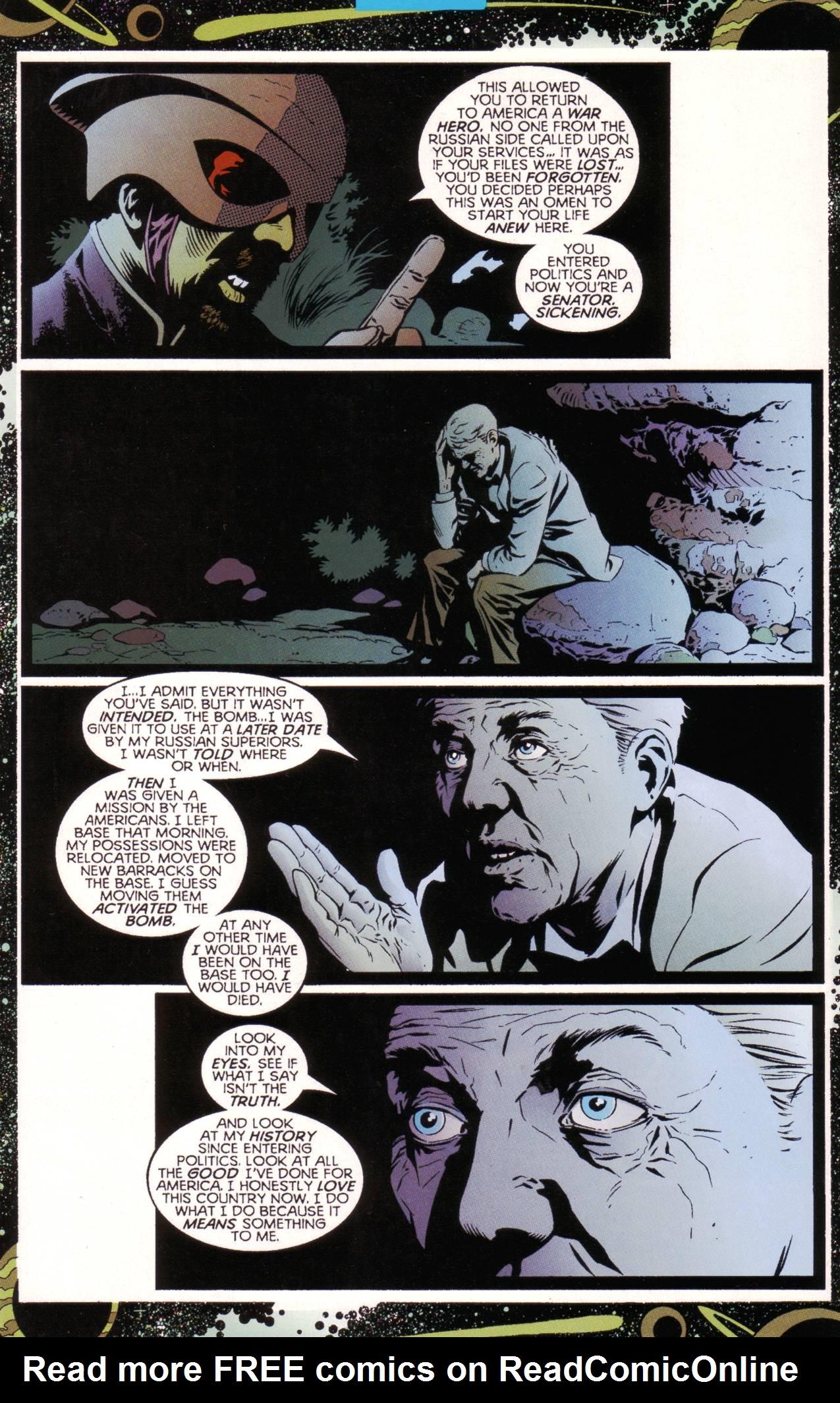 Read online Tangent Comics/ Green Lantern comic -  Issue # Full - 14