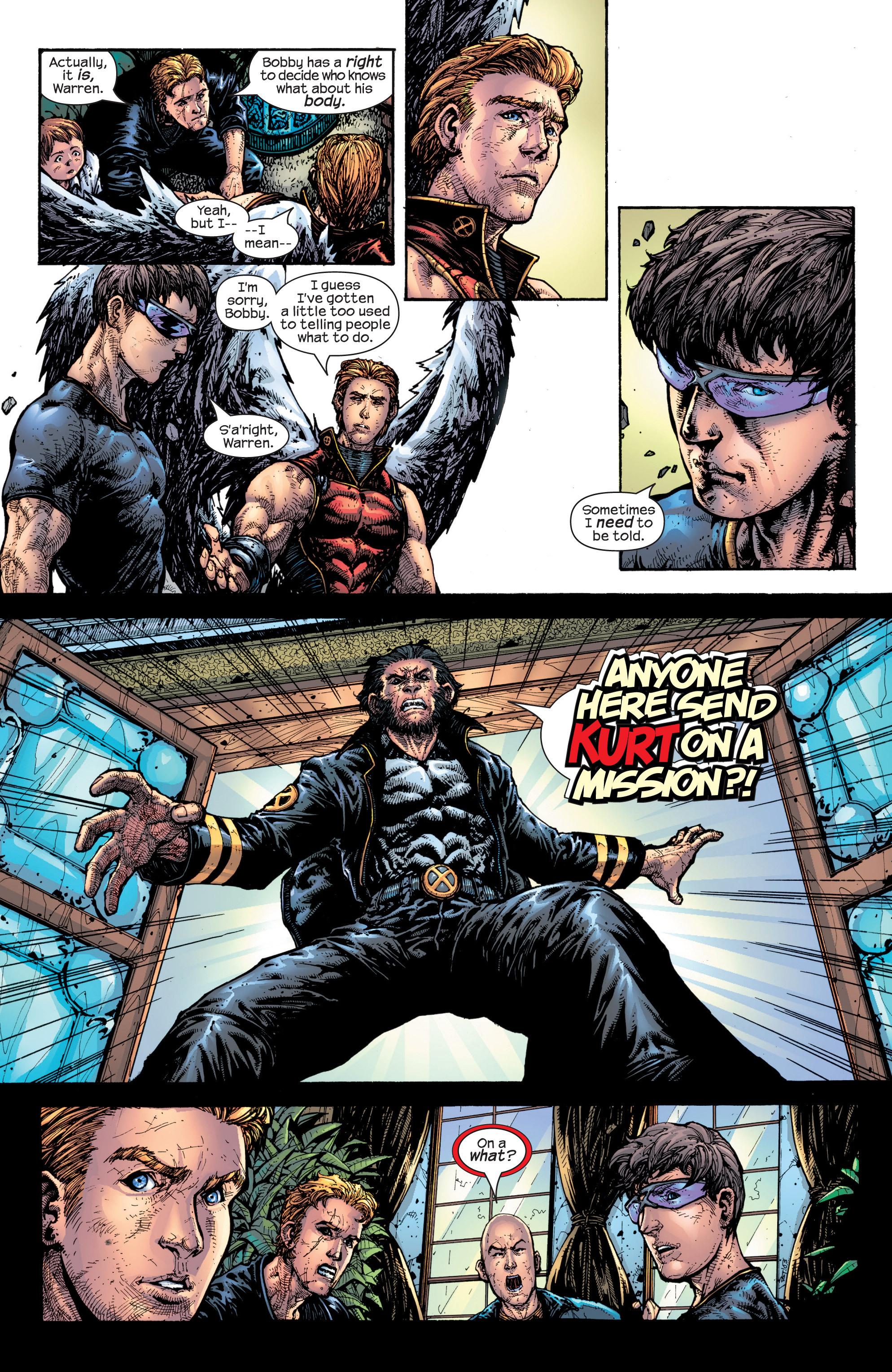 Read online Uncanny X-Men (1963) comic -  Issue #429 - 9