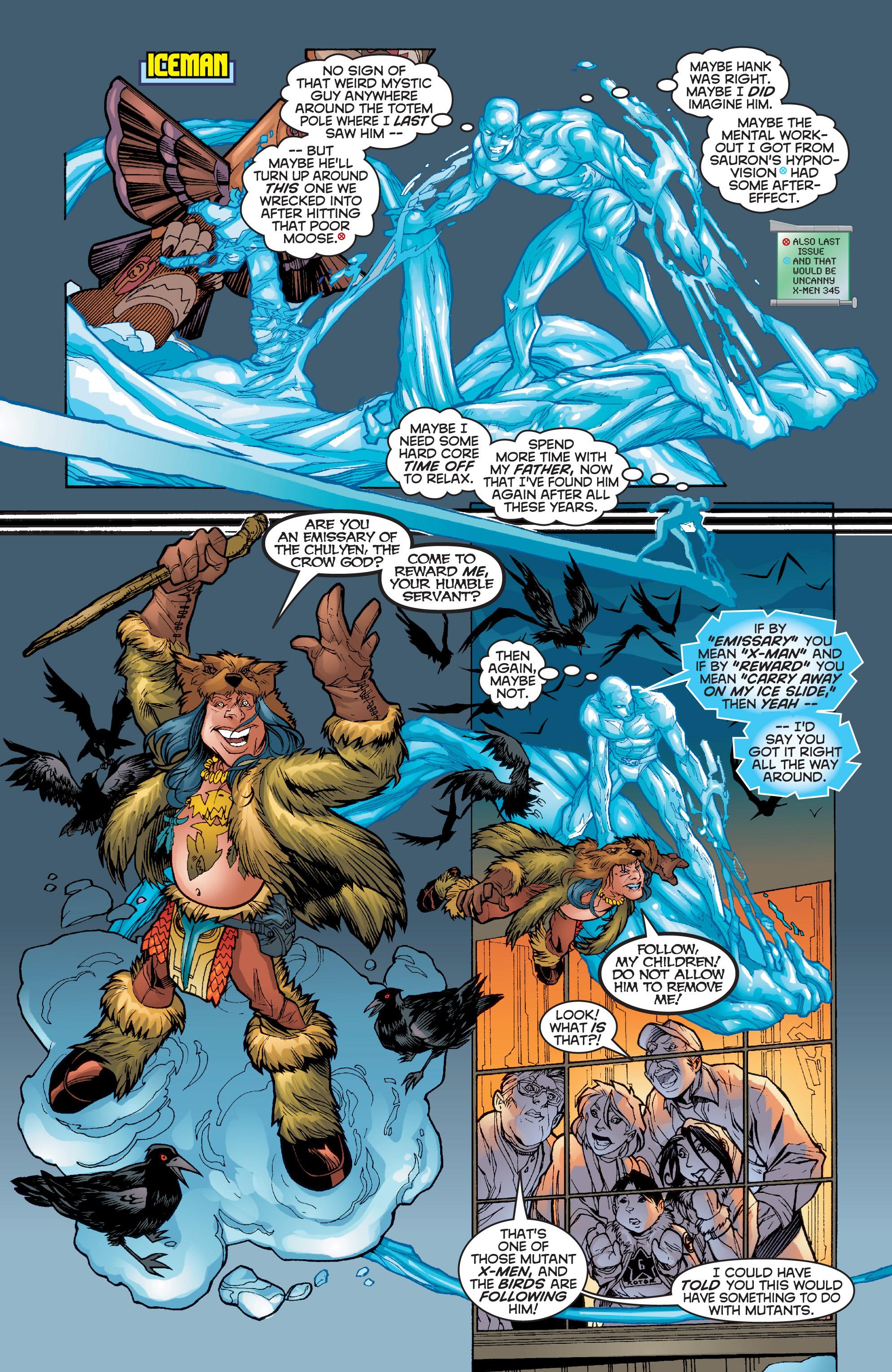 Read online Uncanny X-Men (1963) comic -  Issue #357 - 15
