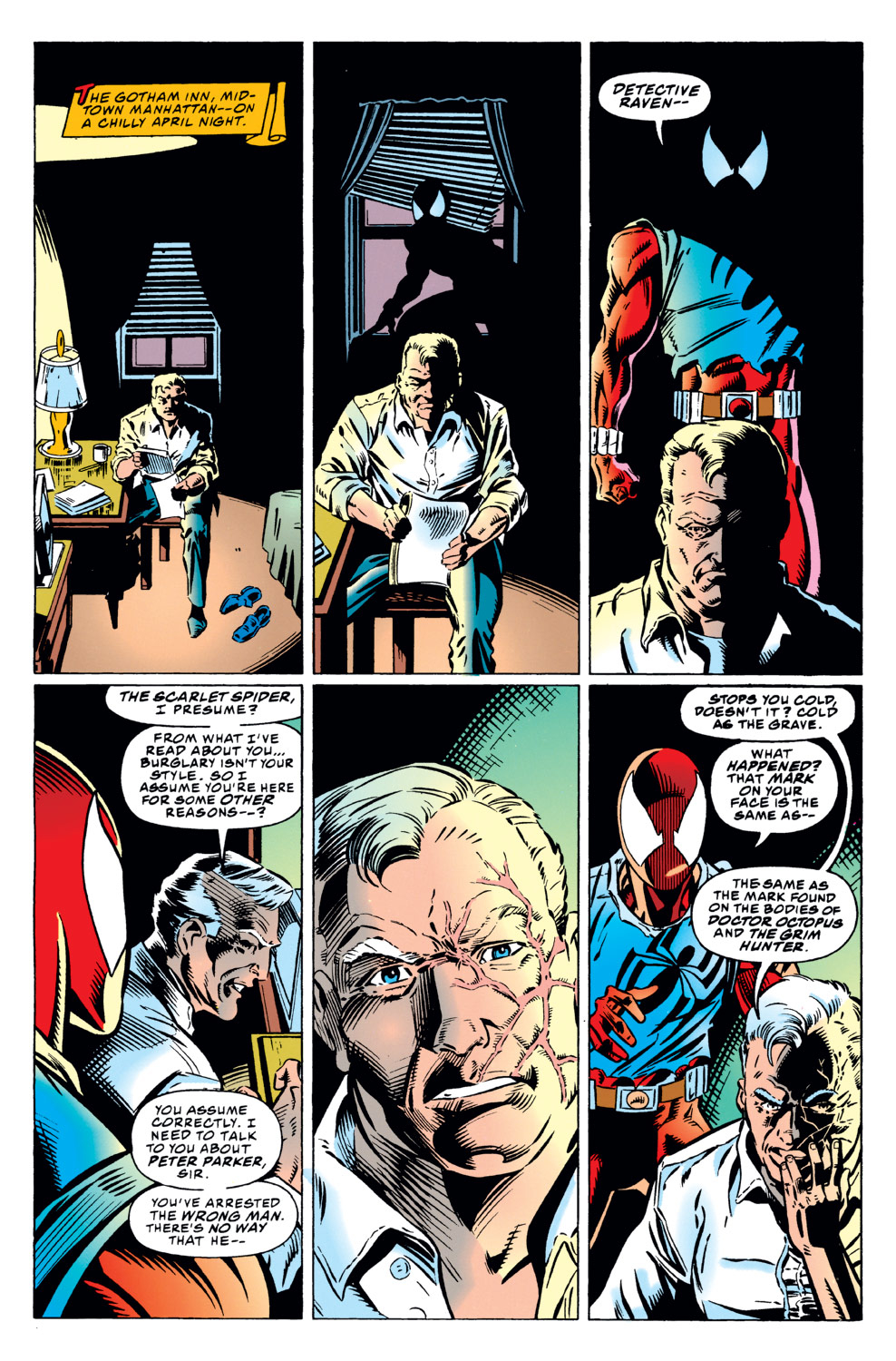 The Amazing Spider-Man (1963) 402 Page 1