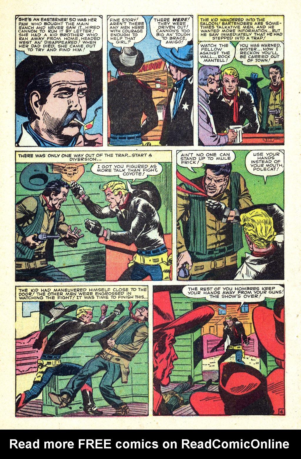 Read online Two-Gun Kid comic -  Issue #25 - 30