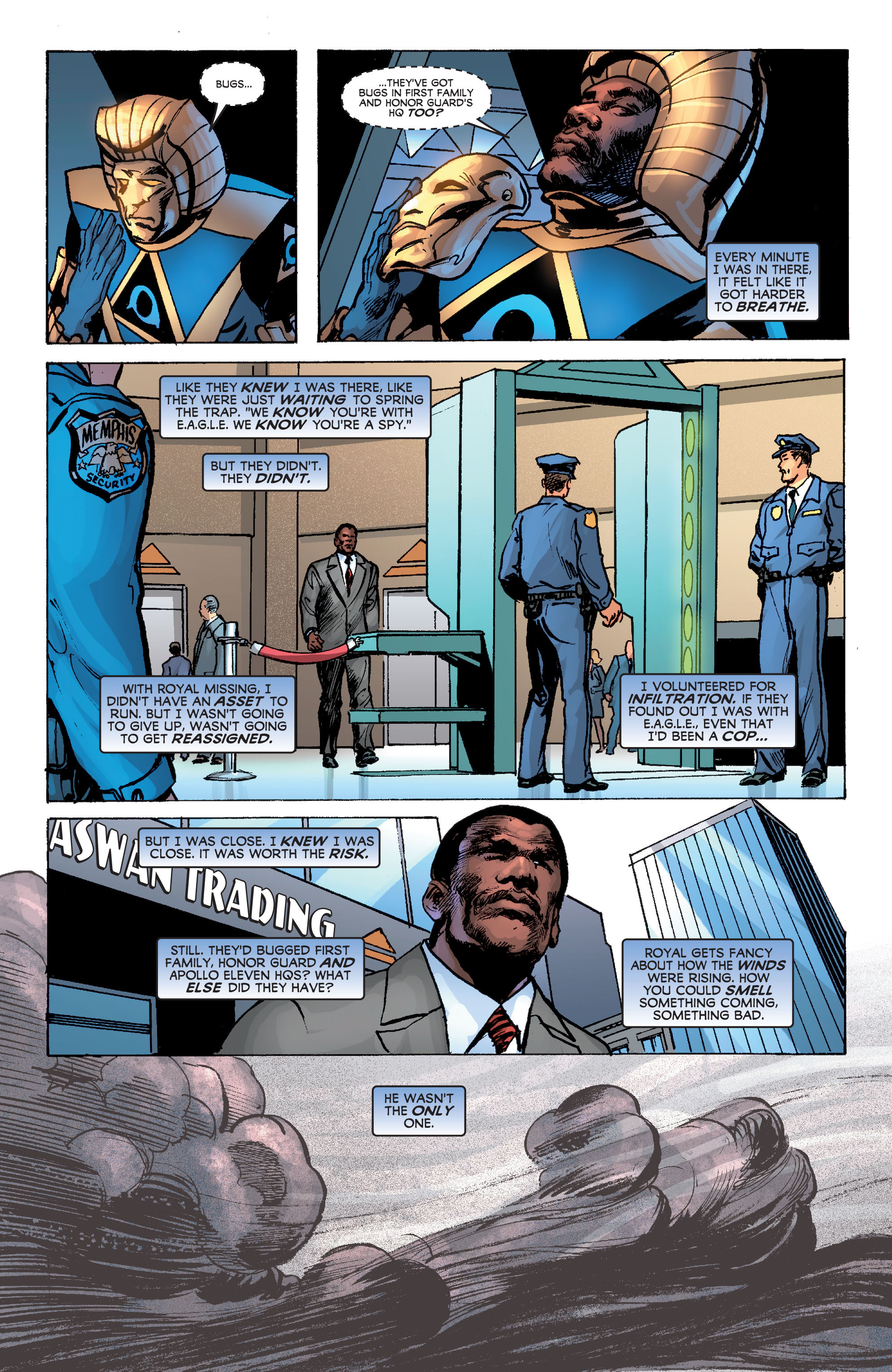 Read online Astro City: Dark Age/Book Three comic -  Issue #3 - 9