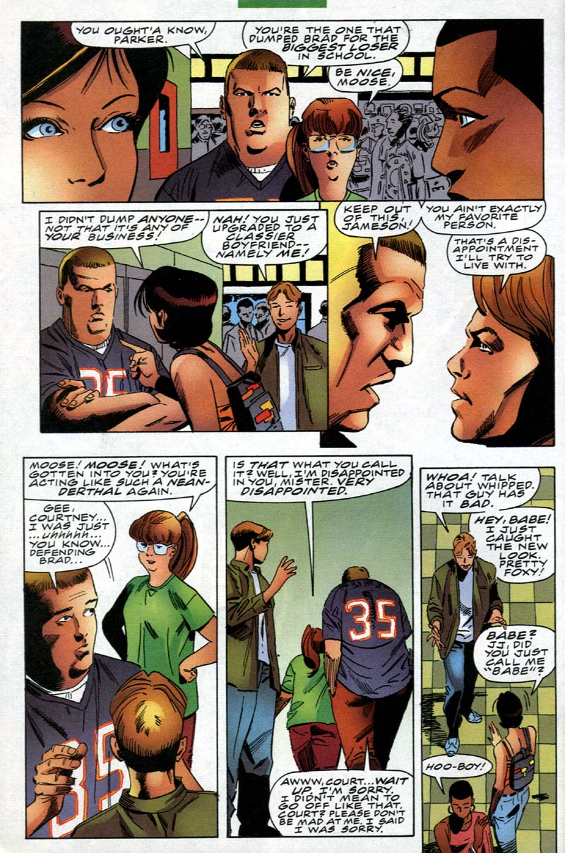Spider-Girl (1998) Issue #25 #28 - English 6