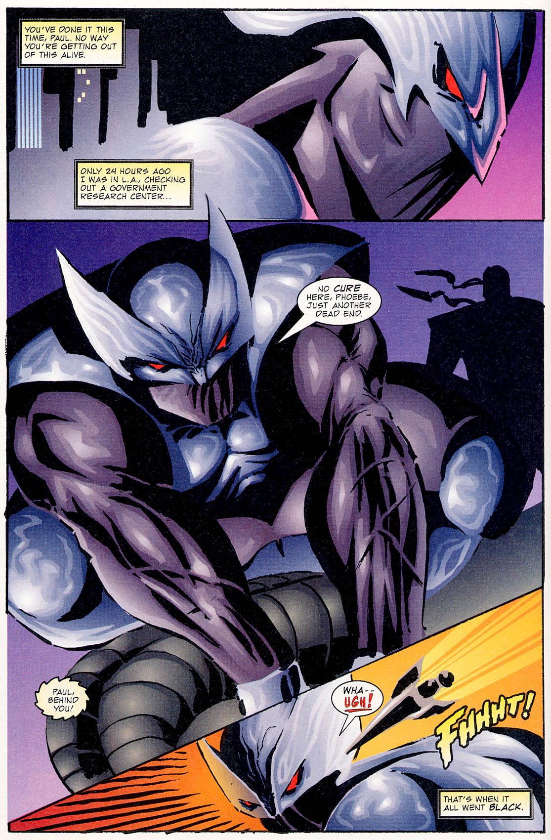 Read online ShadowHawk comic -  Issue #0 - 5