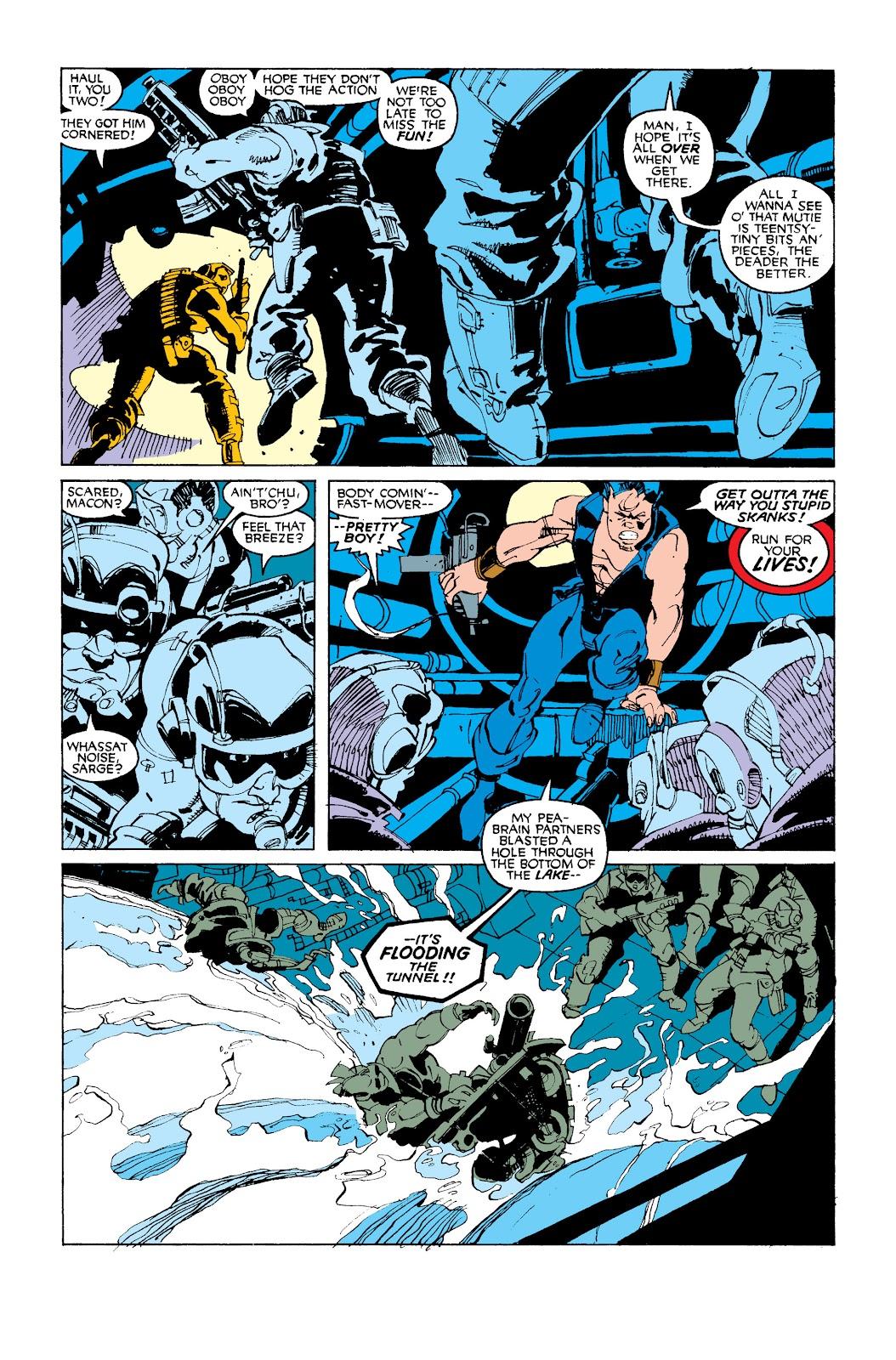 Uncanny X-Men (1963) issue 252 - Page 20