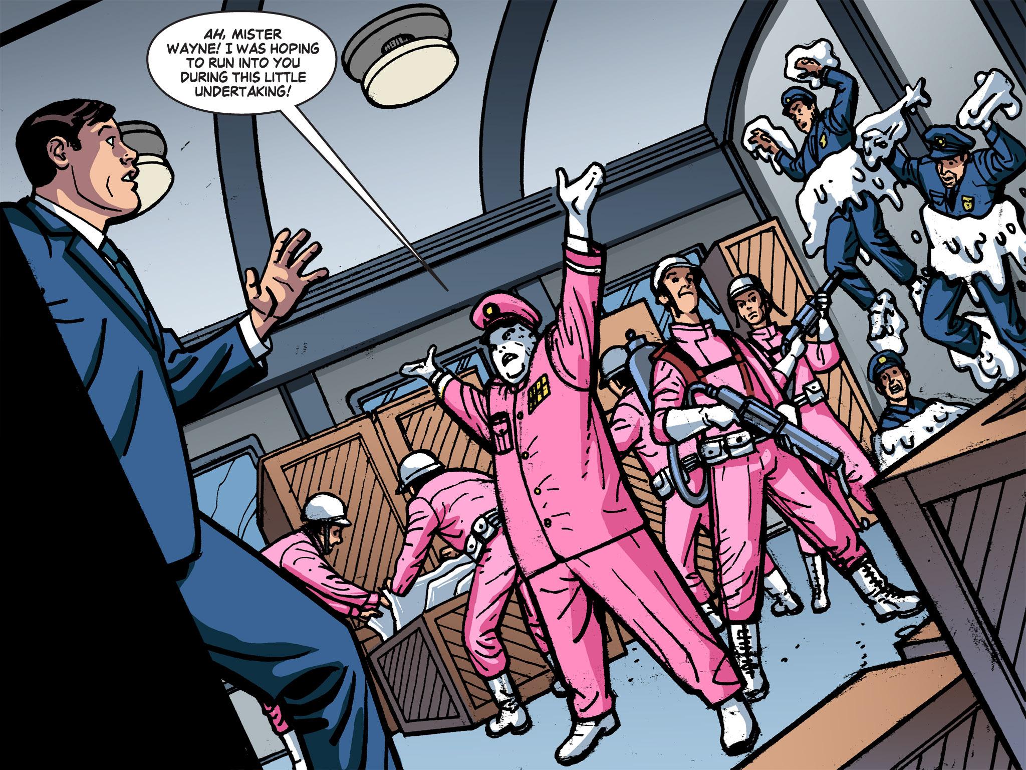 Read online Batman '66 Meets the Green Hornet [II] comic -  Issue #1 - 94