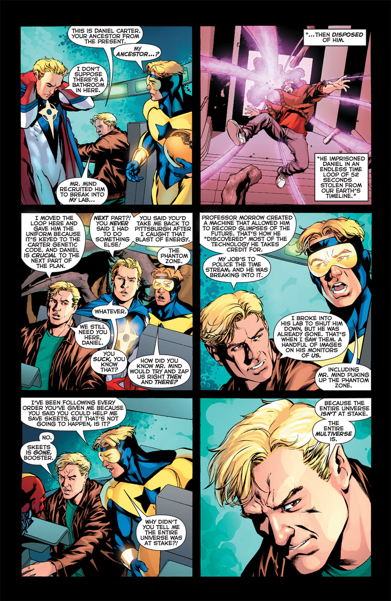 Read online 52 comic -  Issue #52 - 10
