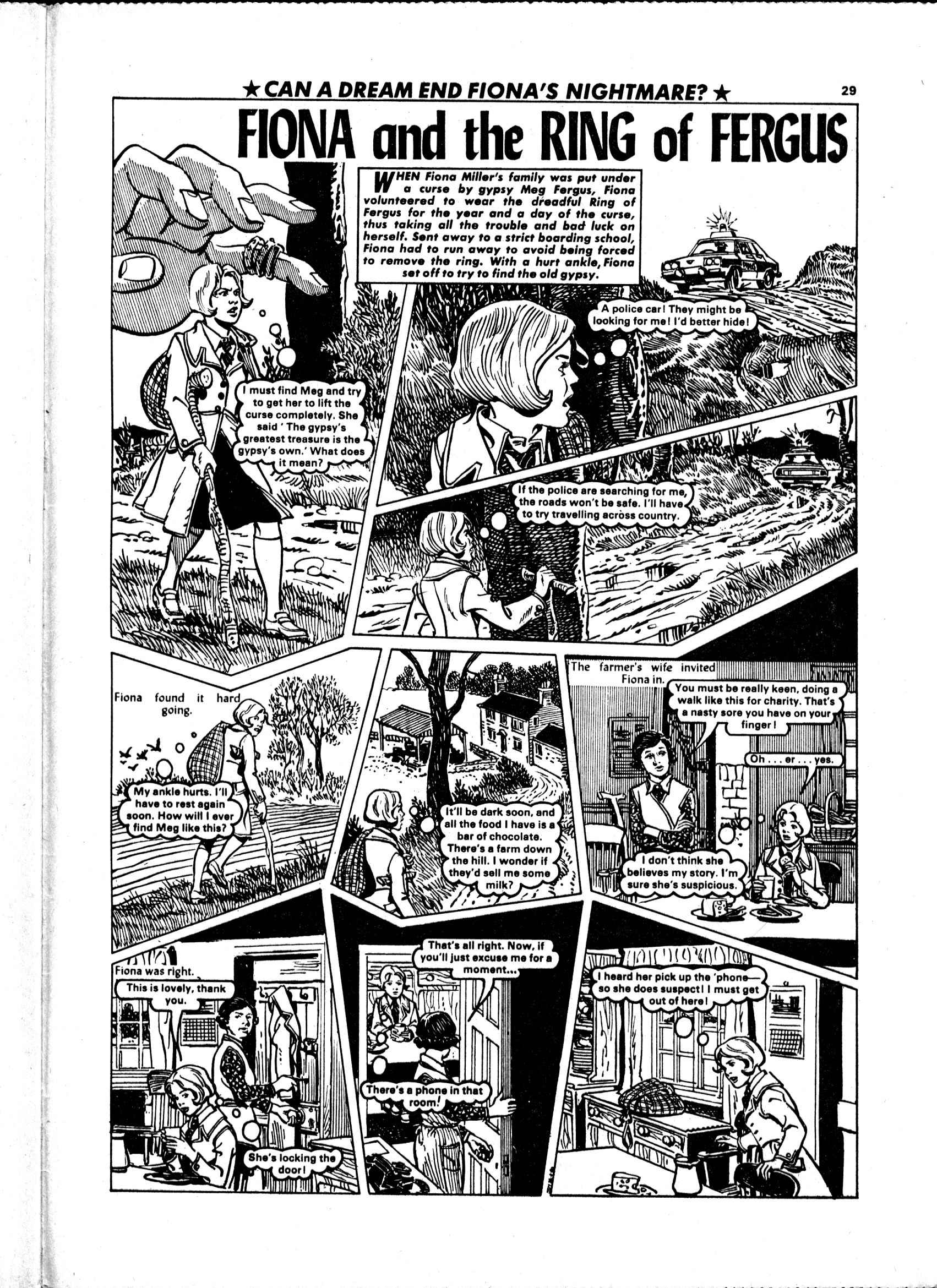 Read online Judy comic -  Issue #59 - 29