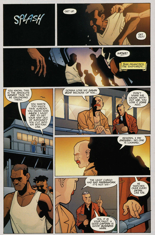 Read online Nightcrawler (2002) comic -  Issue #1 - 6