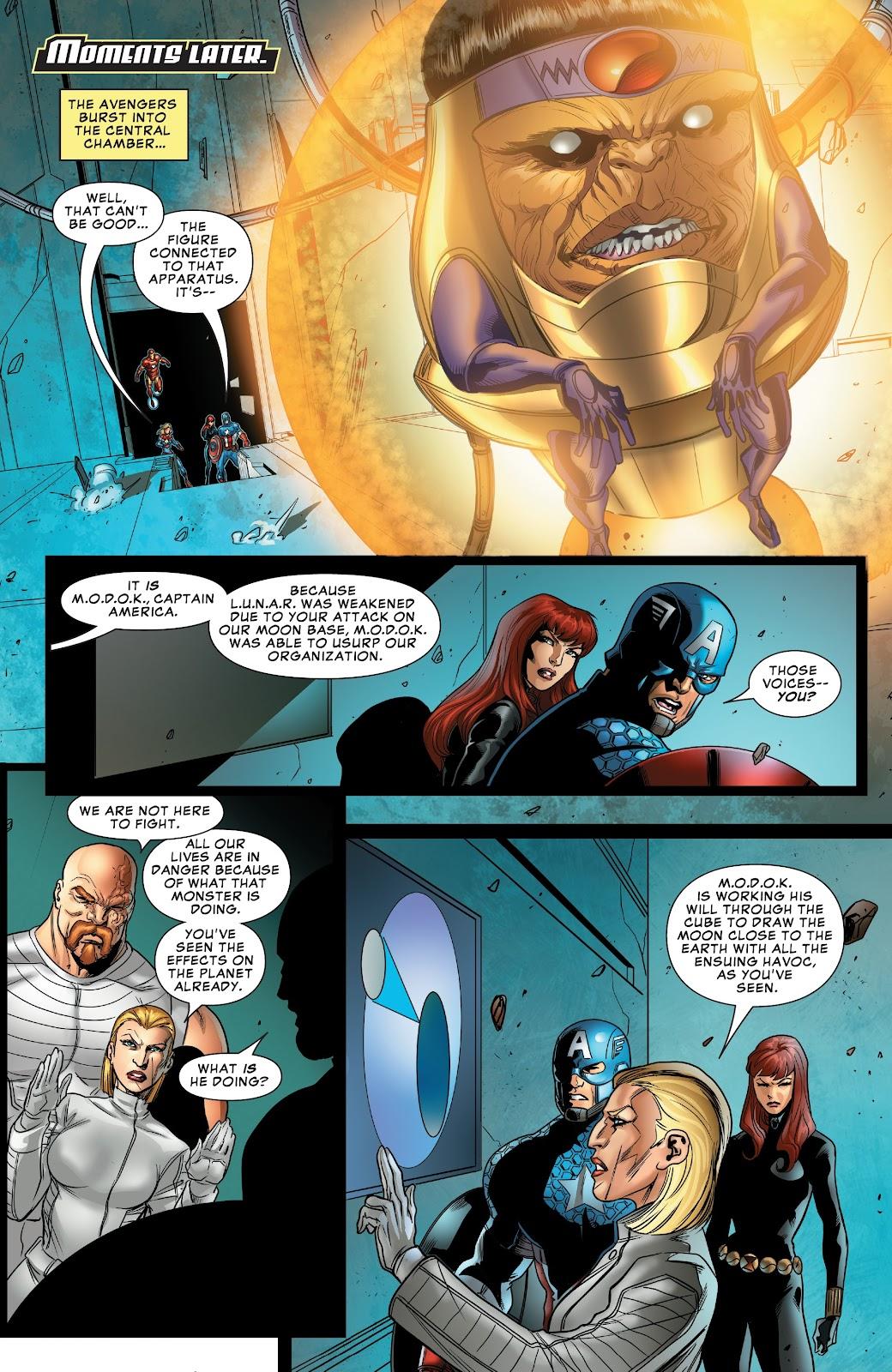 Read online Avengers: Edge of Infinity comic -  Issue # Full - 17