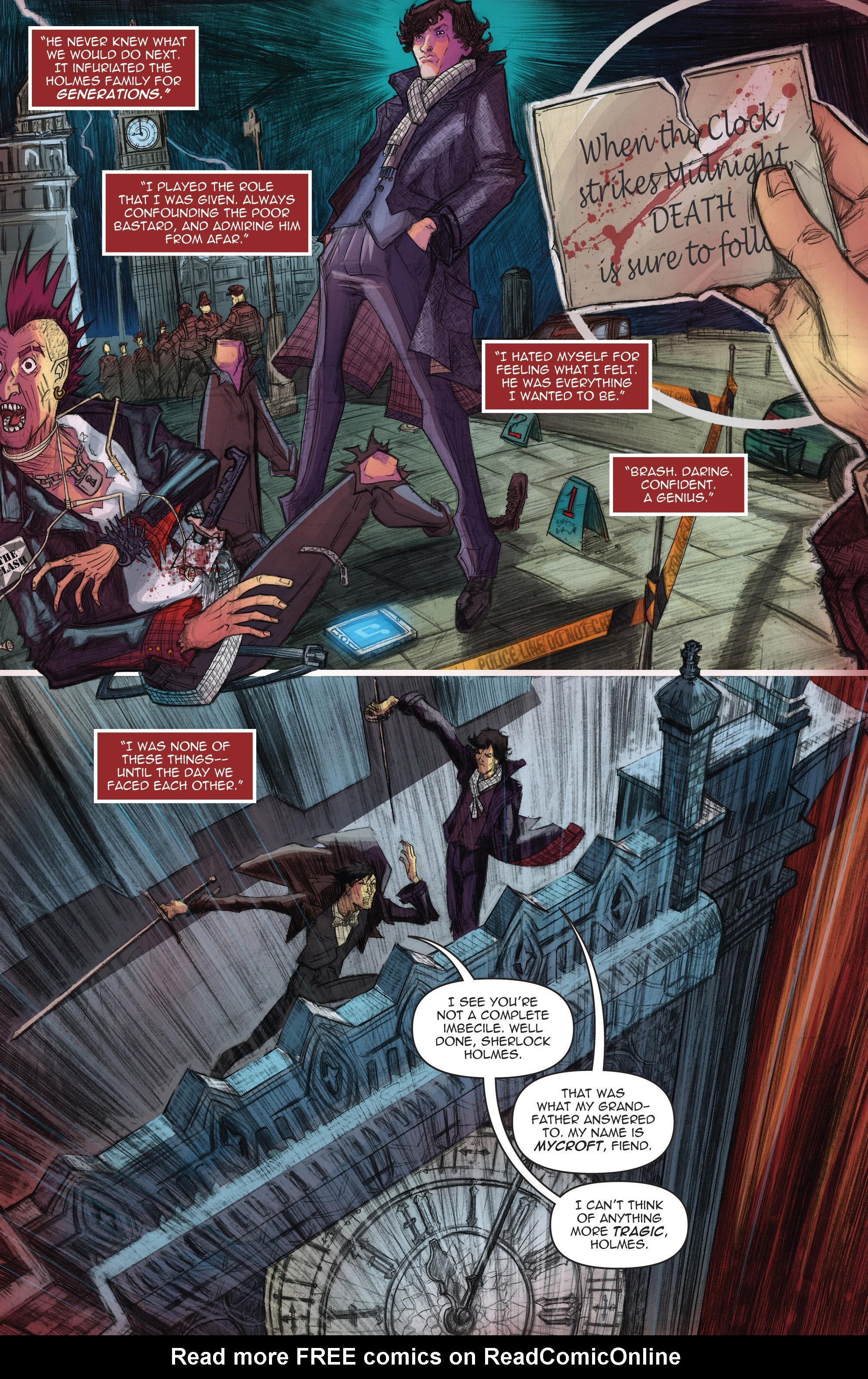 Read online Infinite Seven comic -  Issue #3 - 6